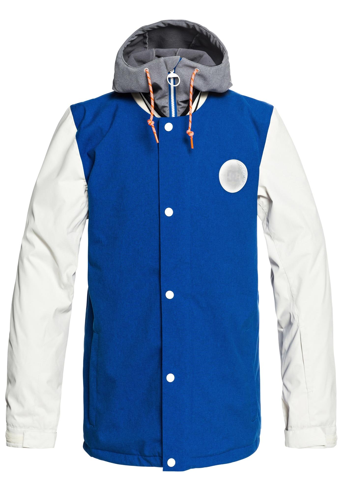 Snowboardjacke | Sportbekleidung > Sportjacken > Snowboardjacken | Blau - Grau | DC Shoes