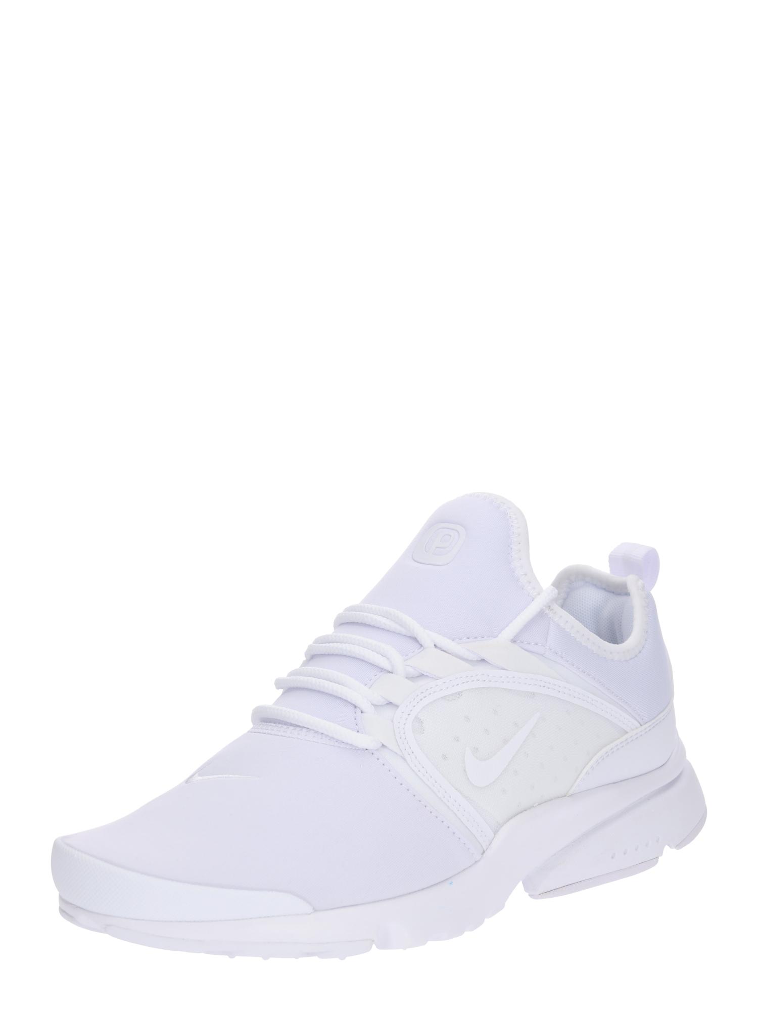 Nike Sportswear, Heren Sneakers laag 'Nike Presto Fly World', wit
