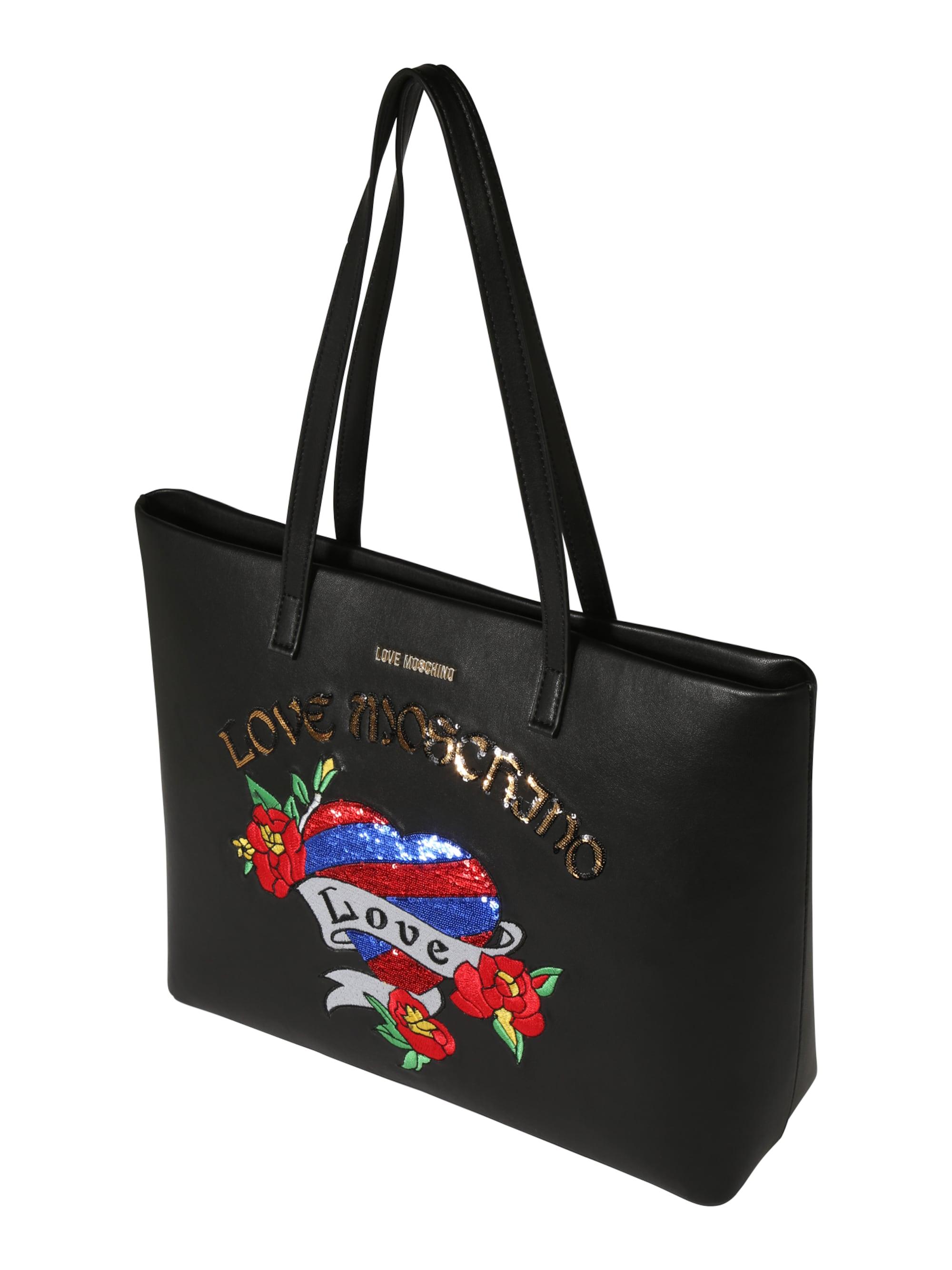Love Moschino Torba shopper  czarny