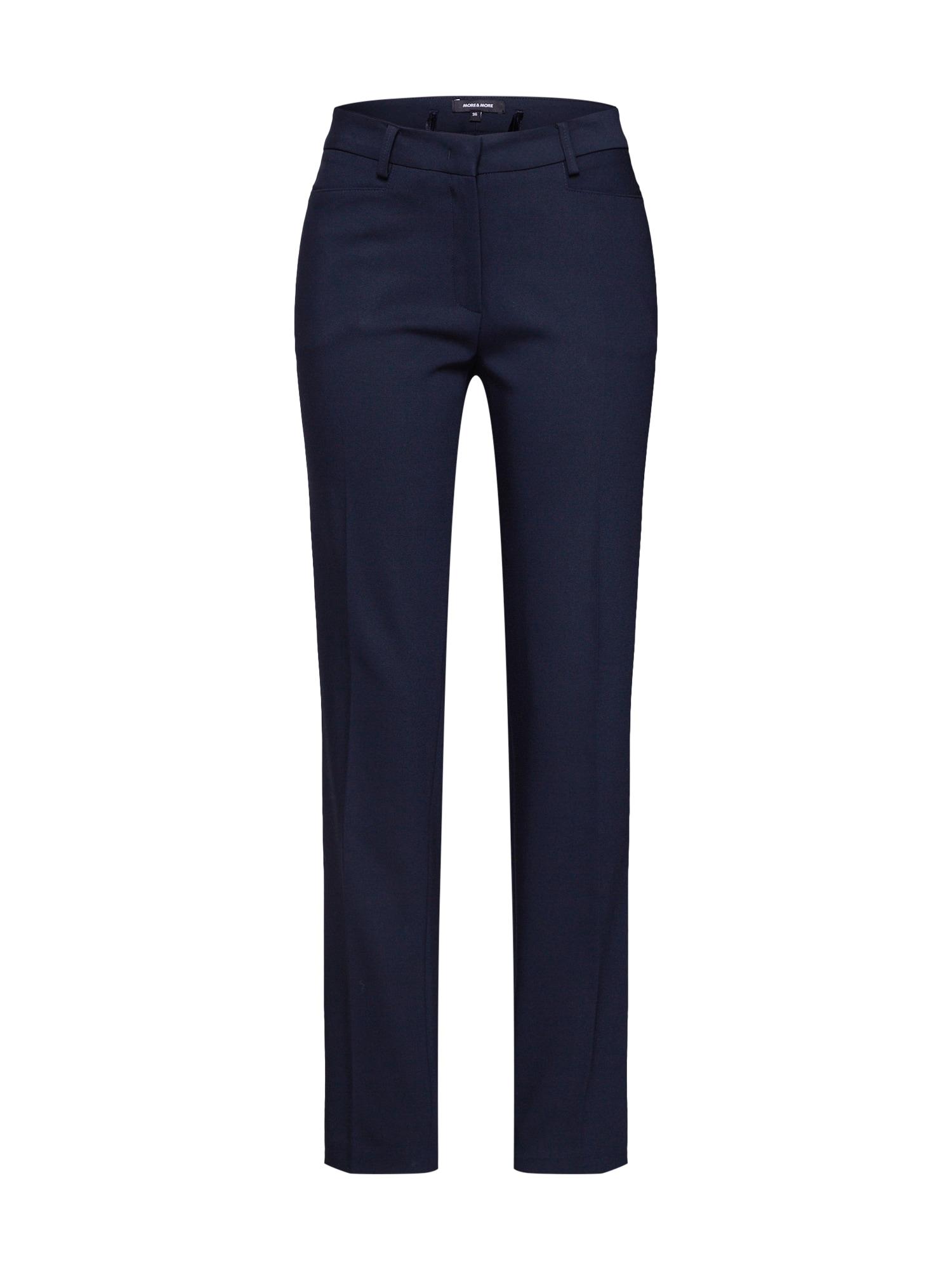 Kalhoty Hedy marine modrá MORE & MORE