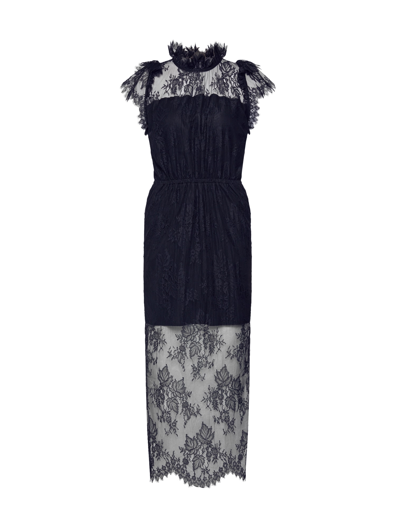 Designers Remix Sukienka koktajlowa 'Melissa'  czarny