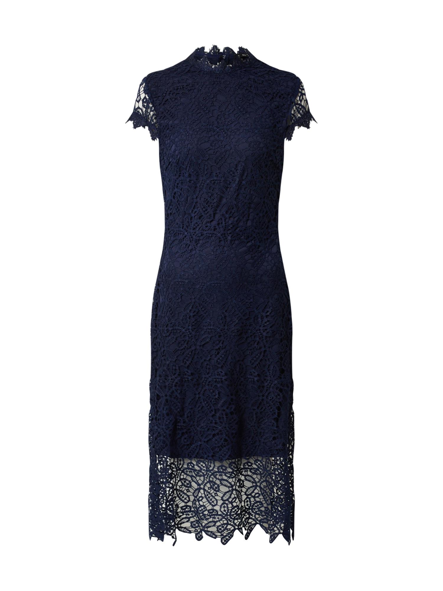 TFNC Pouzdrové šaty 'YOLANDA'  námořnická modř