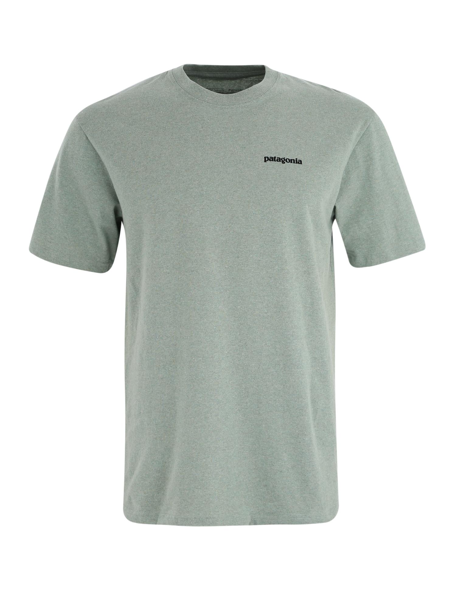Funkční tričko mátová PATAGONIA
