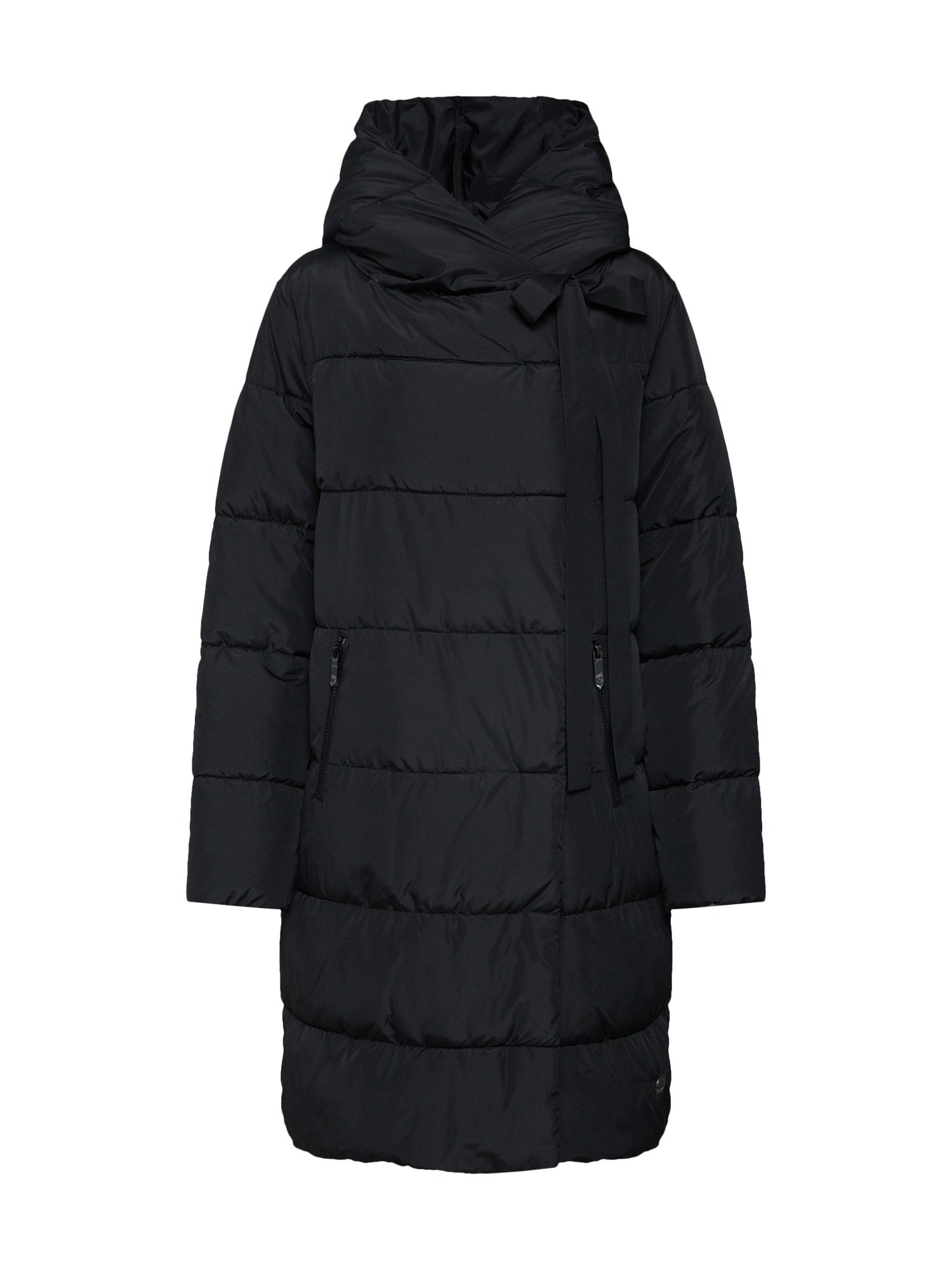 Zimní bunda Ilse černá LIEBLINGSSTÜCK