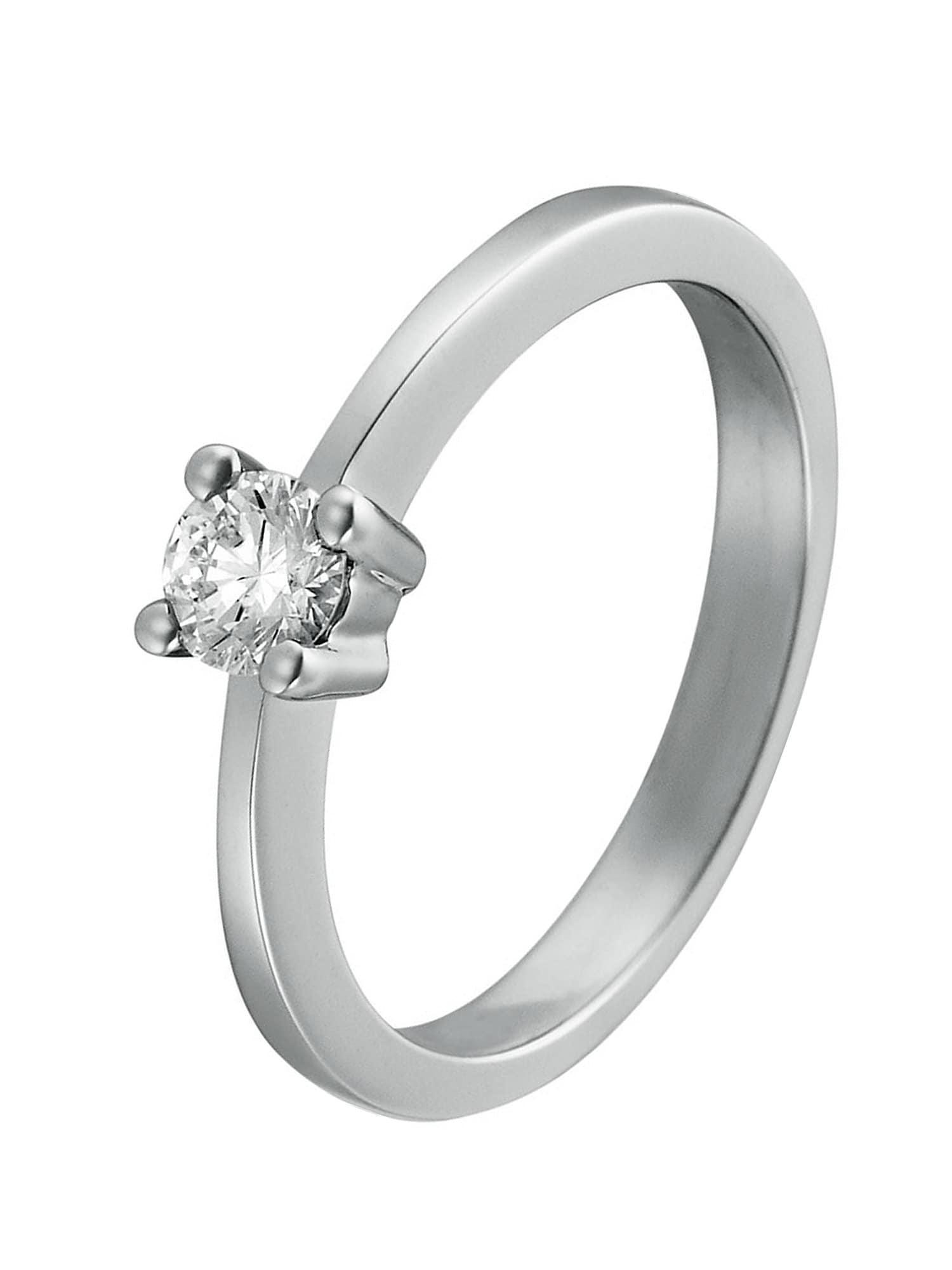 Ring 'Diamant '   Schmuck > Ringe > Diamantringe   Silber   Christ