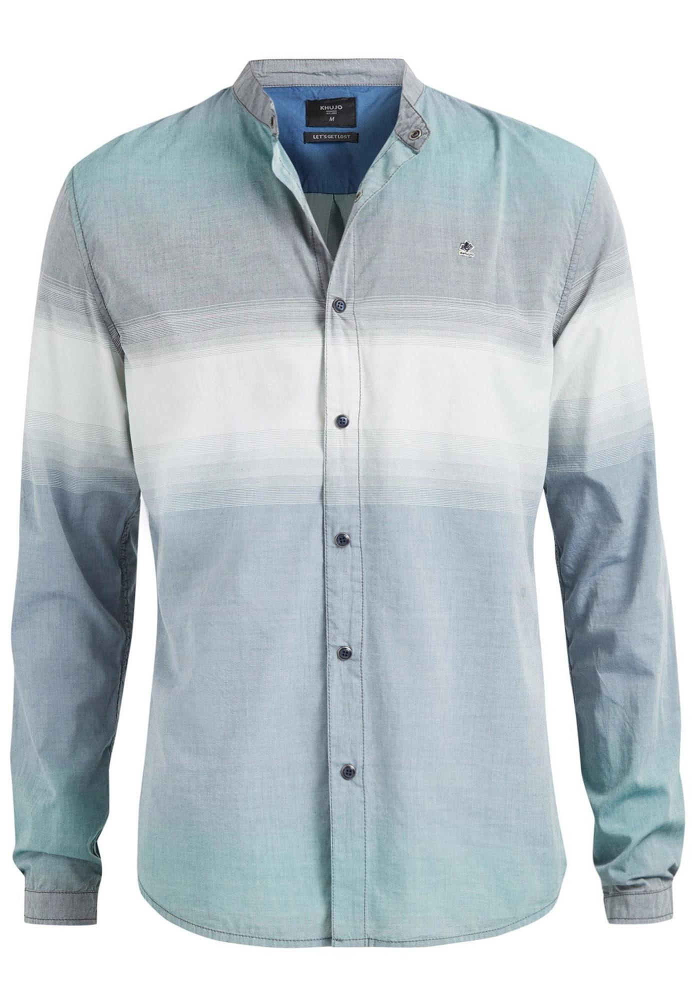 Freizeithemd RIGO   Bekleidung > Hemden > Freizeithemden   Blau   Khujo