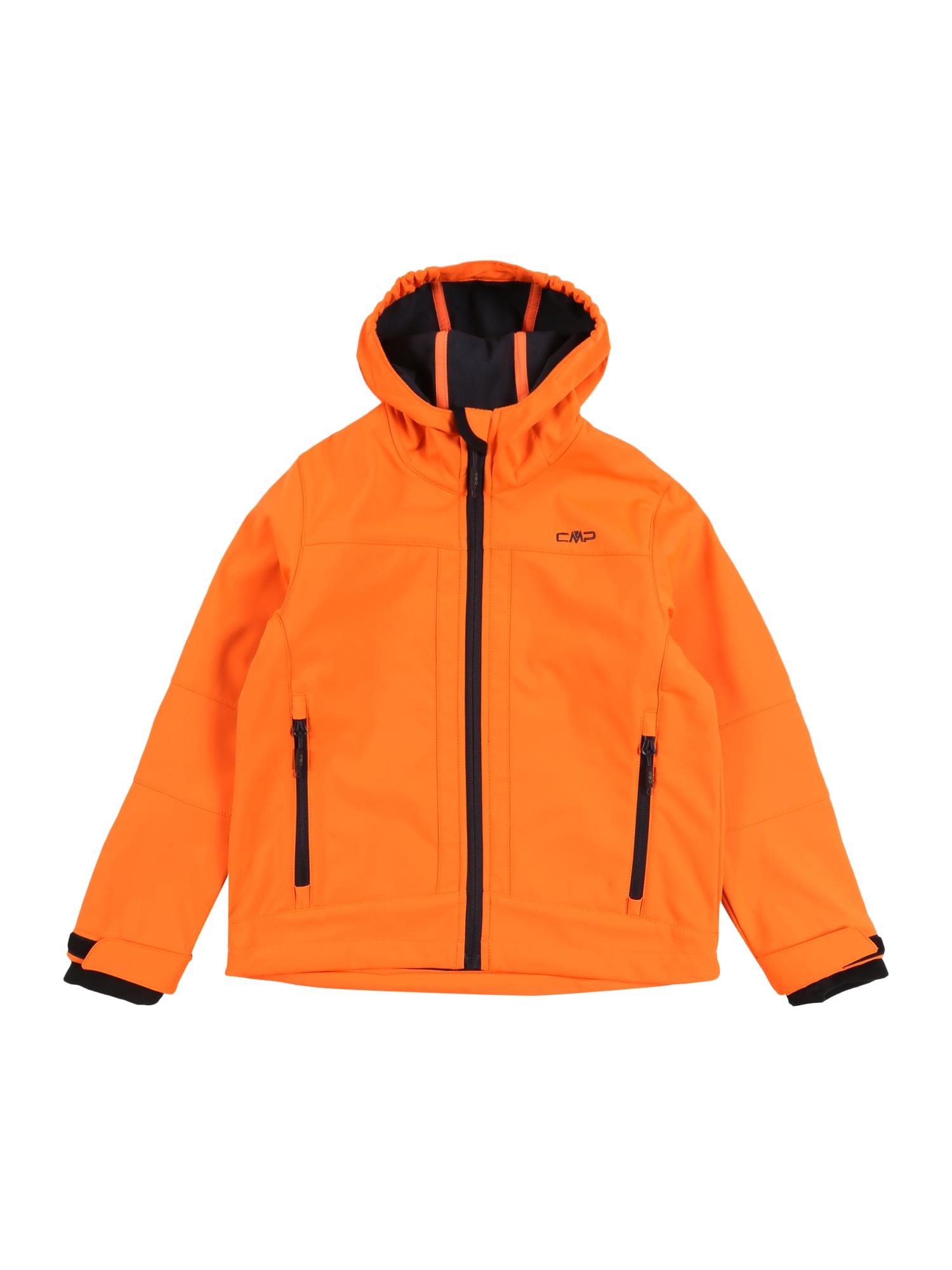 CMP Funkčná bunda  oranžová