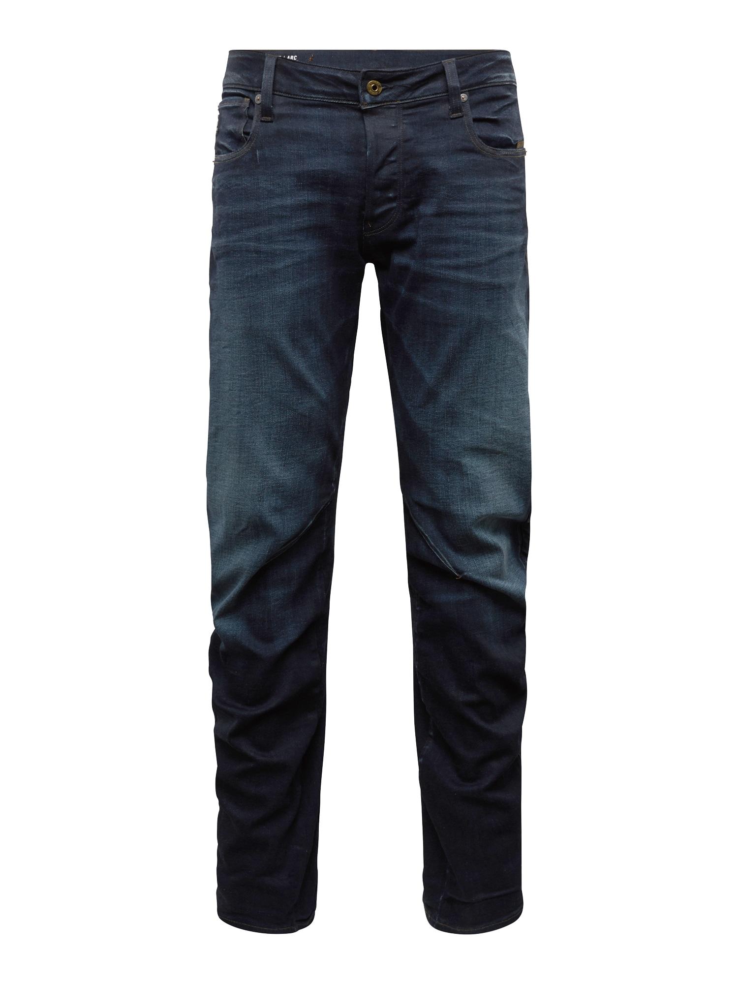 Džíny arc 3d slim tmavě modrá G-STAR RAW