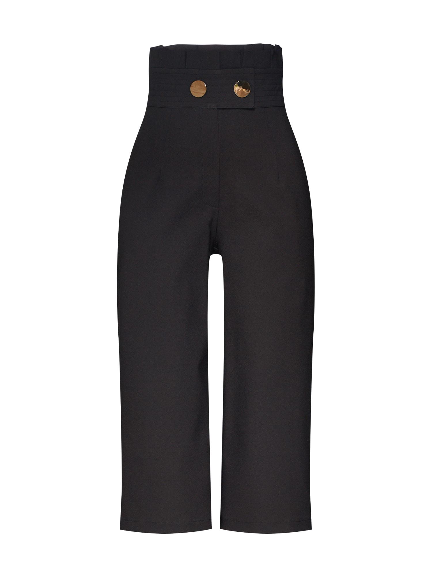 Kalhoty PENNY CULOTTE černá 4th & Reckless