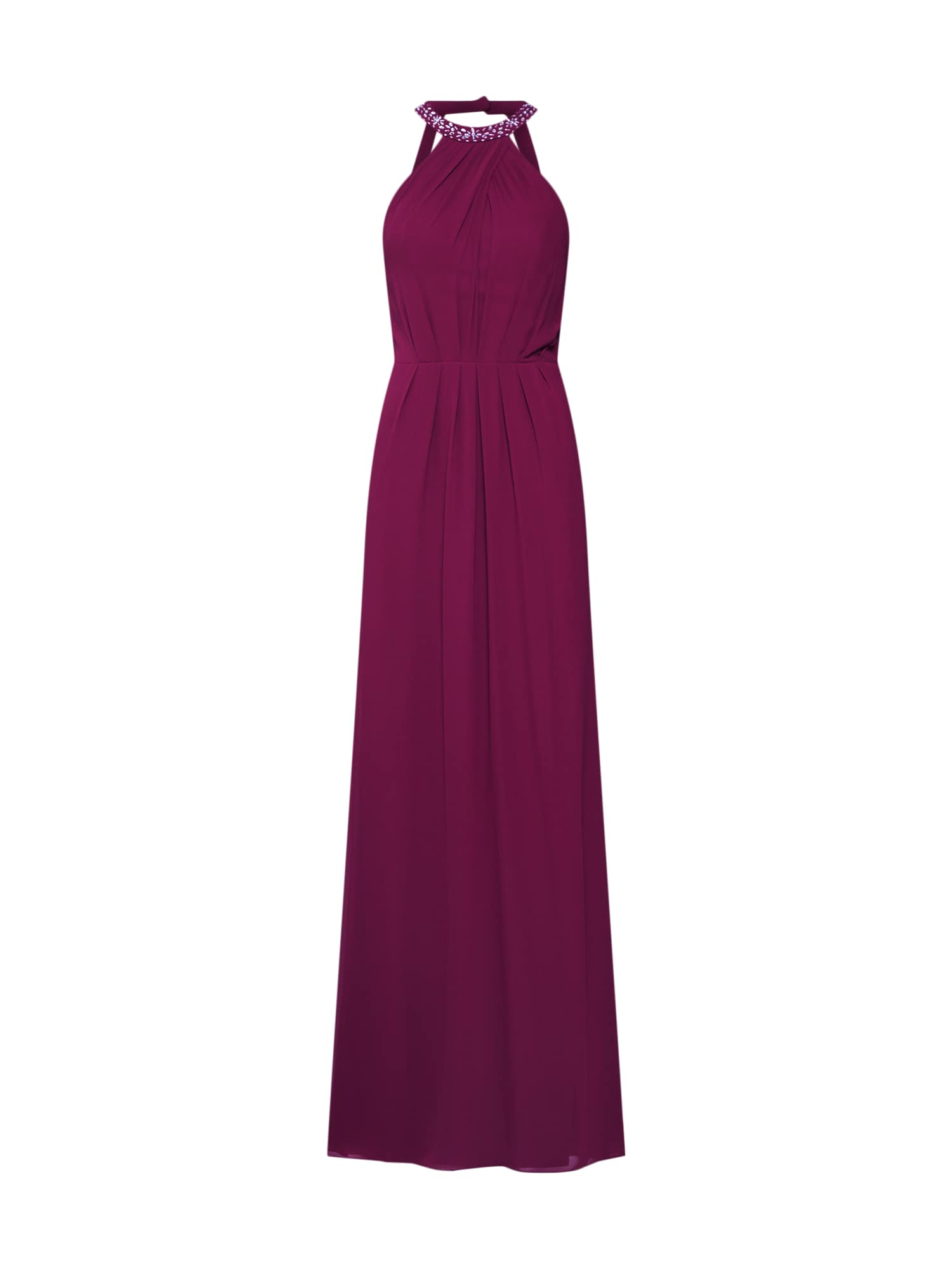 Společenské šaty fialová STAR NIGHT