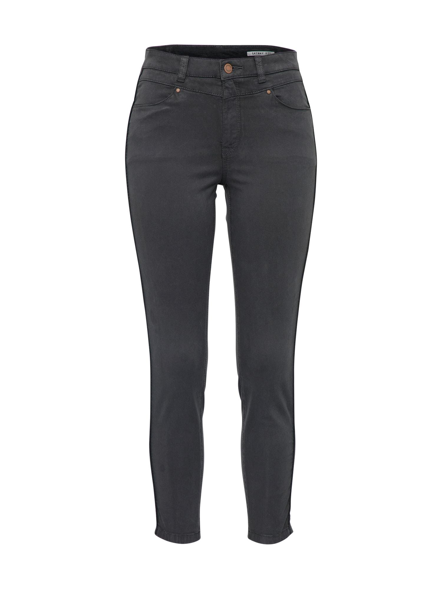 Kalhoty antracitová EDC BY ESPRIT