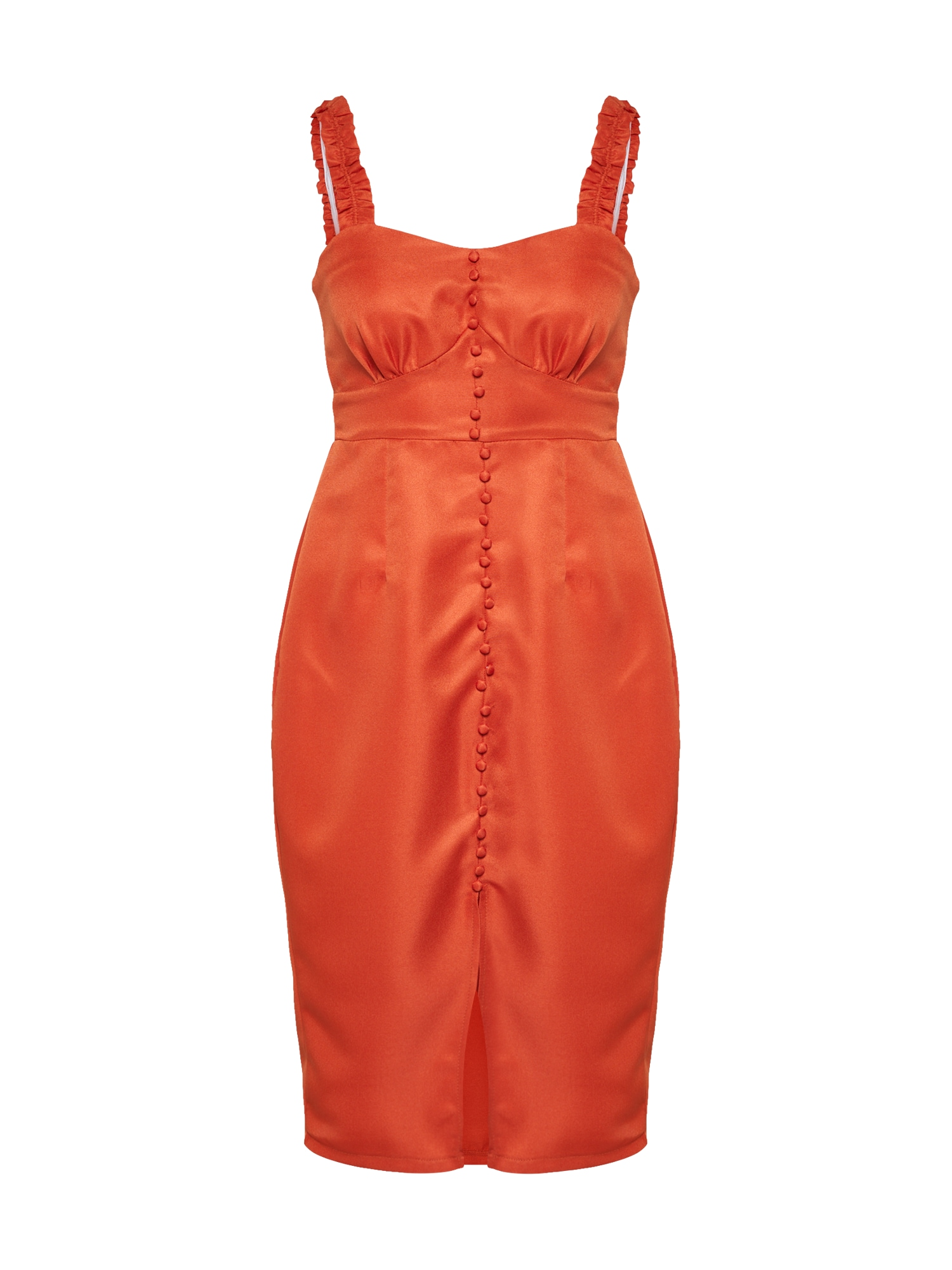Šaty oranžová Missguided