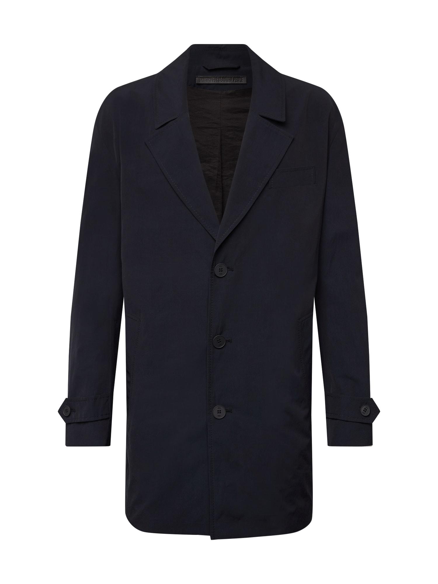 Přechodný kabát SUNT kobaltová modř DRYKORN
