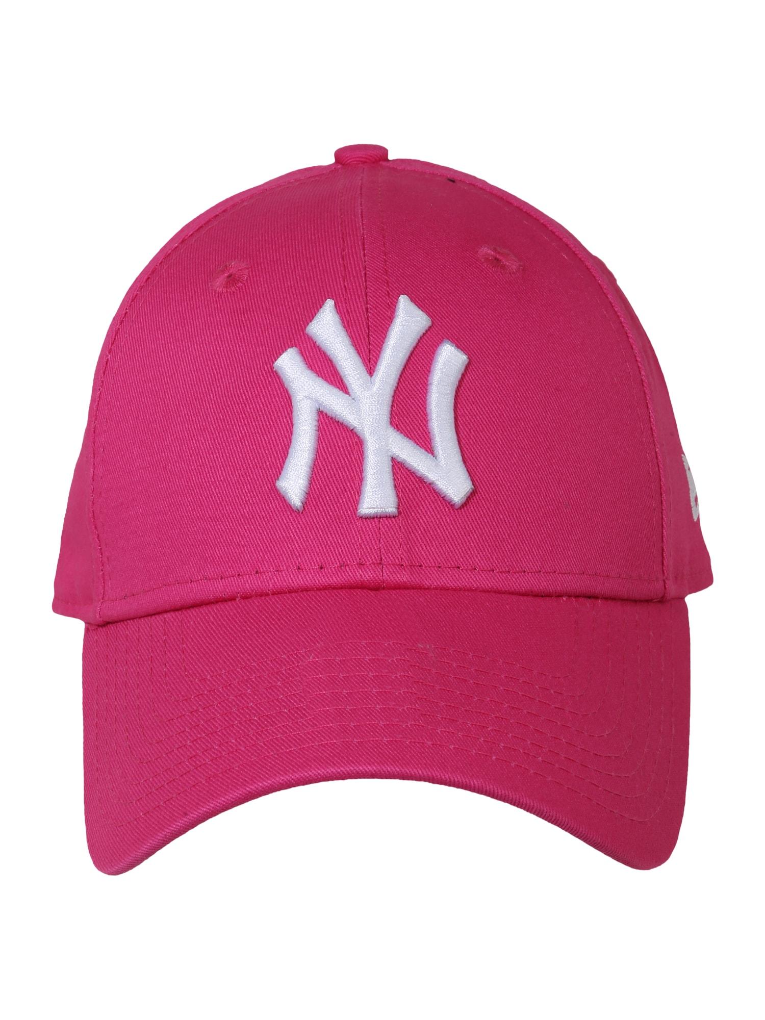 Čepice 940 pink bílá NEW ERA
