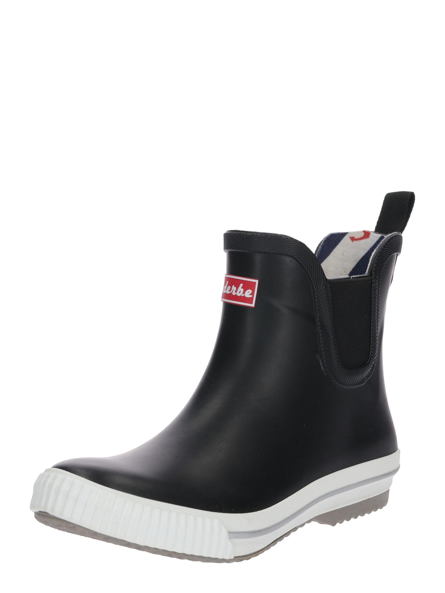 Gummistiefelette 'Wattpuuschen' | Schuhe > Gummistiefel | Derbe