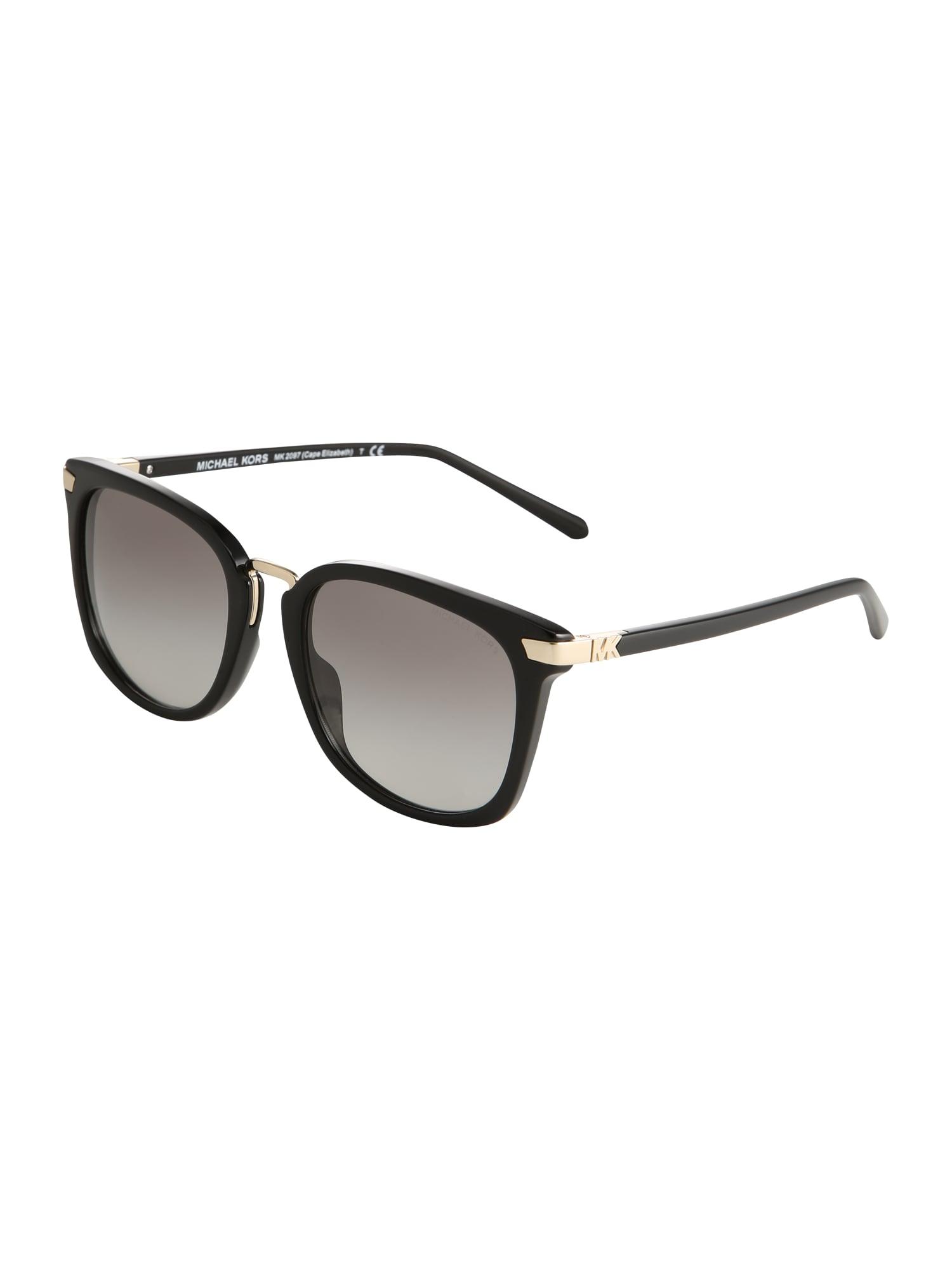 Sluneční brýle CAPE ELIZABETH černá Michael Kors