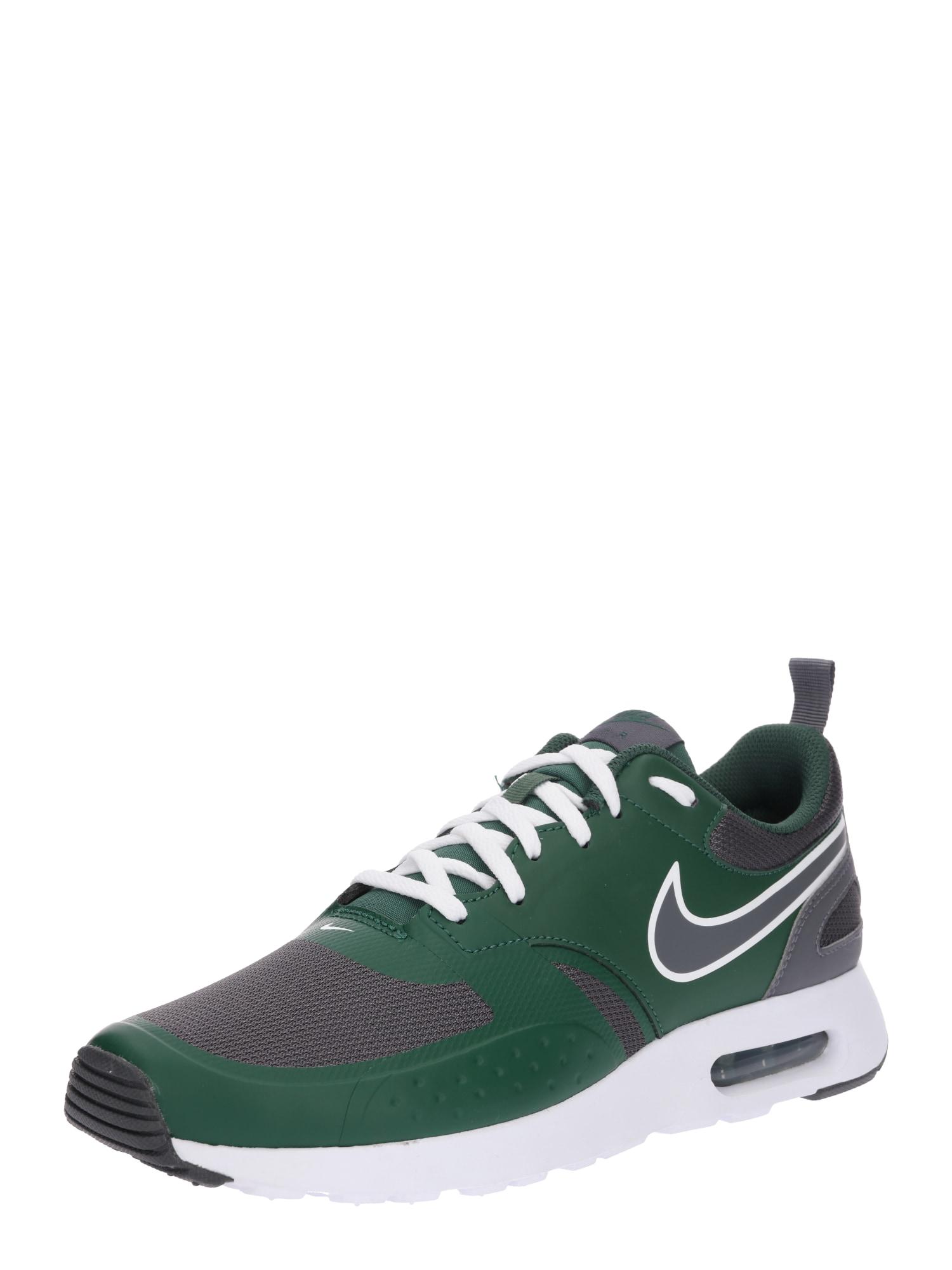 Nike Sportswear, Heren Sneakers laag 'Air Max Vision Shoe', olijfgroen / offwhite