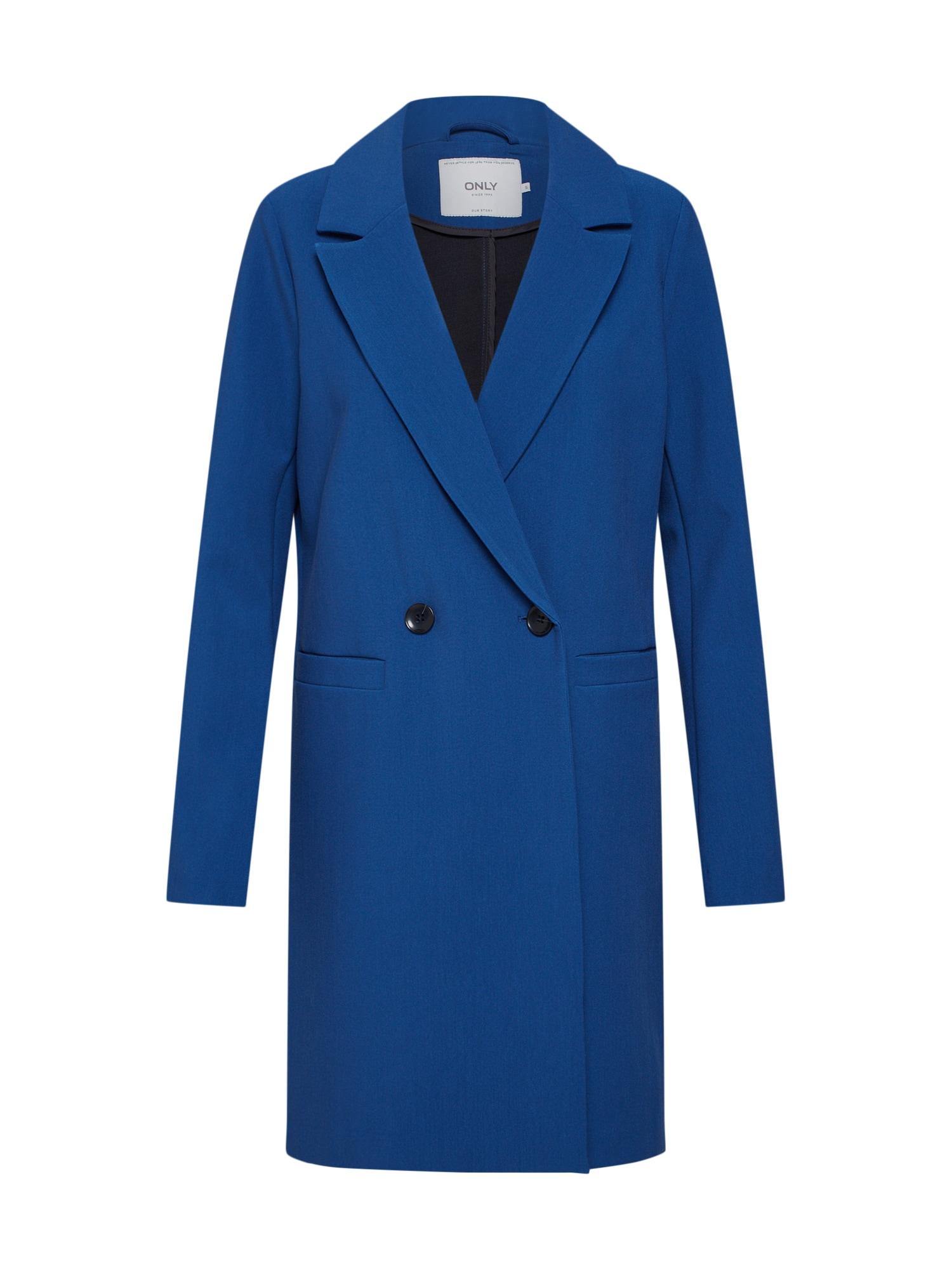 Přechodný kabát onlJESSICA námořnická modř ONLY