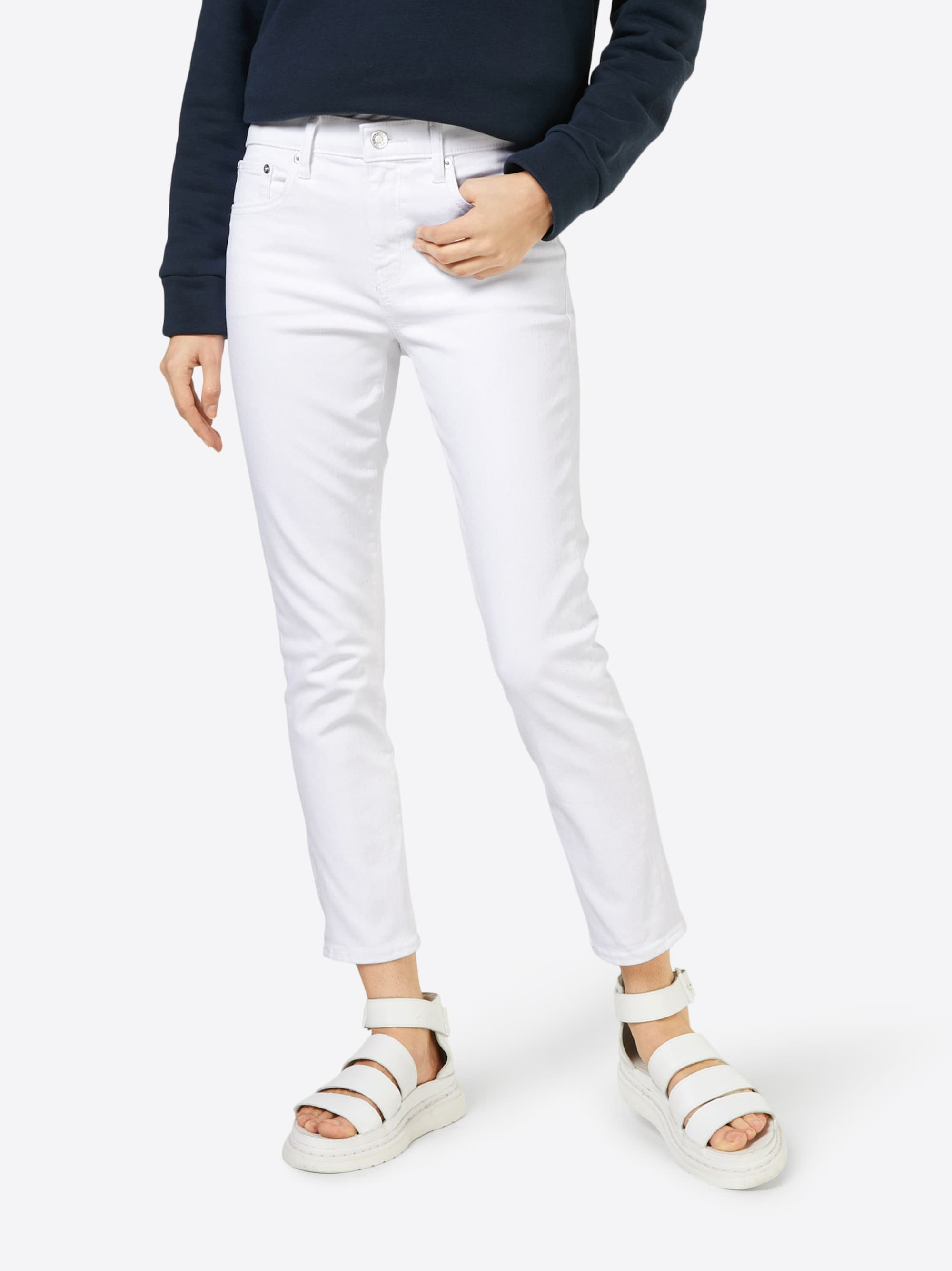 Jeans 'SOFT WHITE'