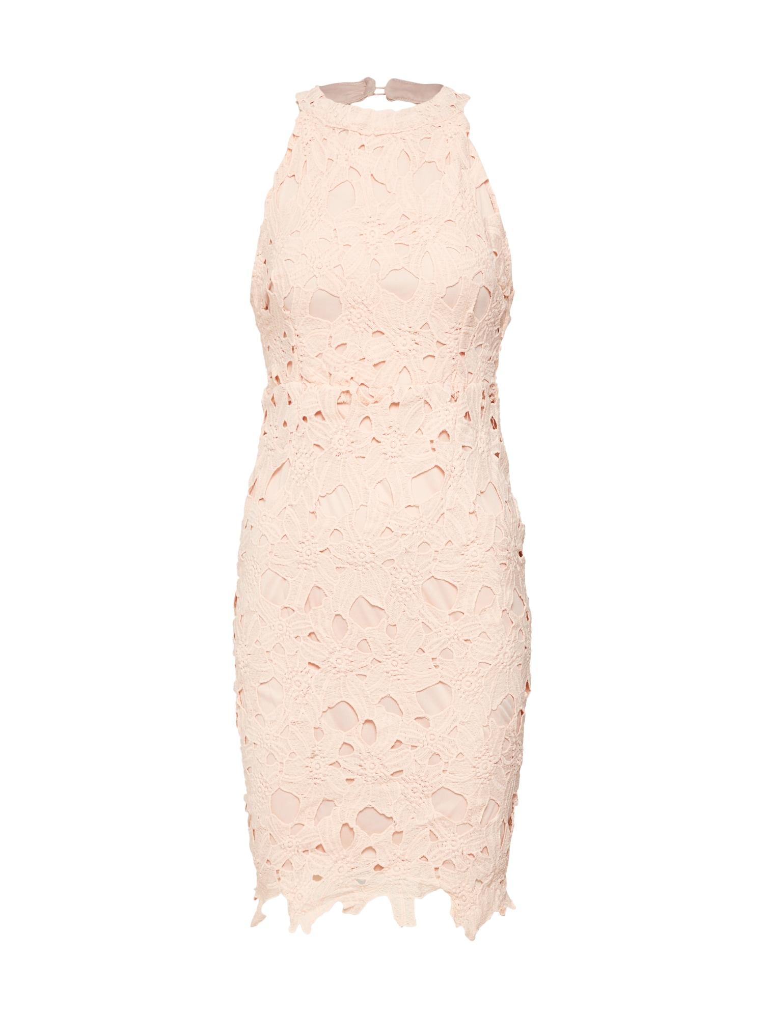 Šaty růžová Missguided