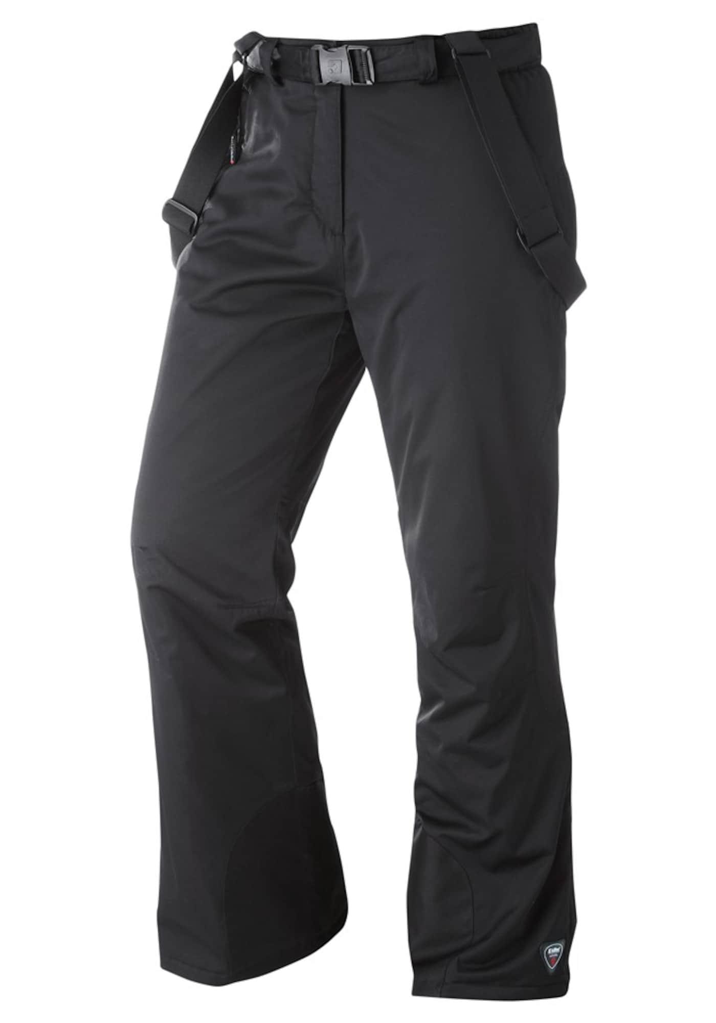 Sportovní kalhoty černá KILLTEC