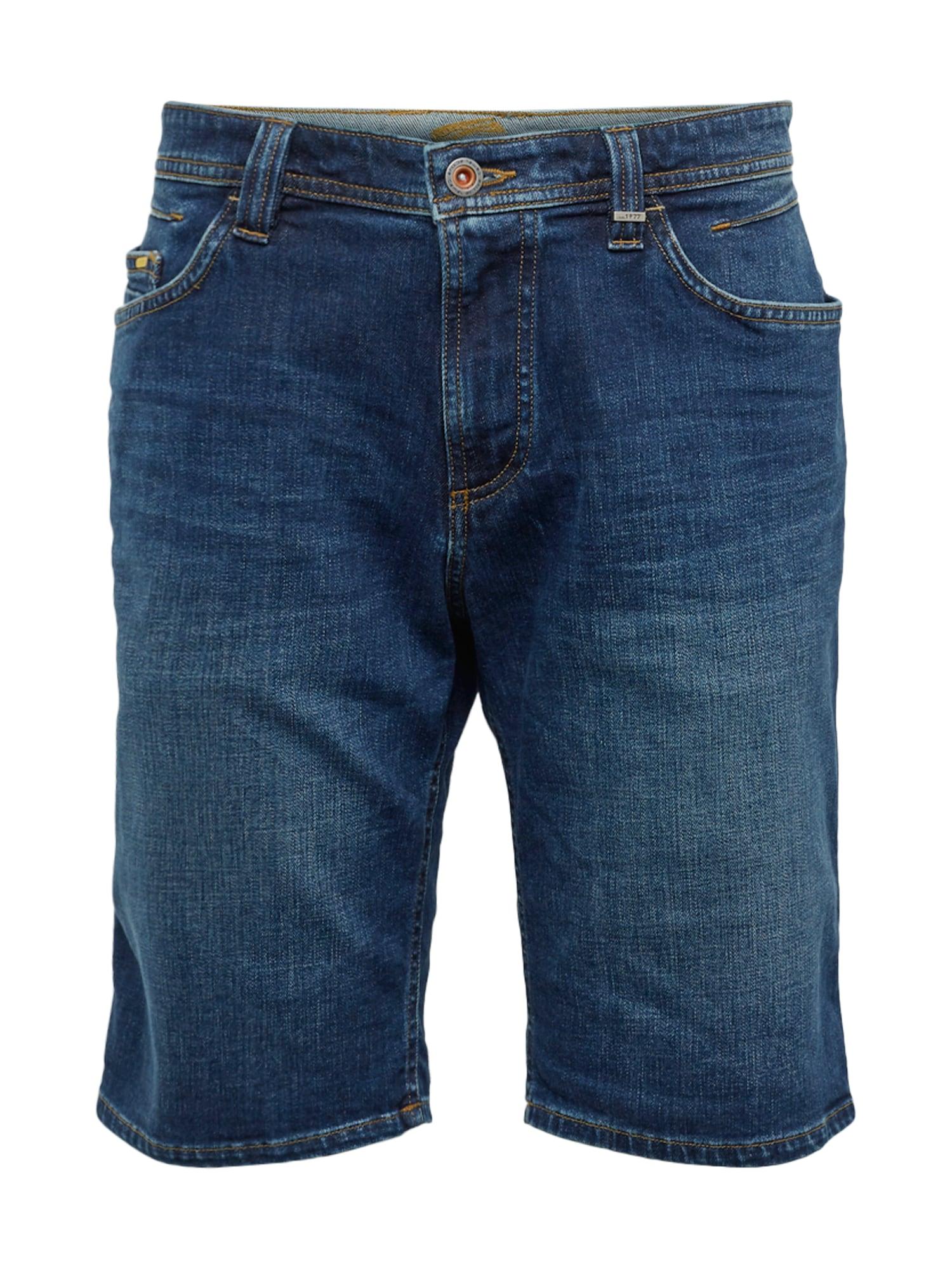 Kalhoty SHORTS modrá džínovina CAMEL ACTIVE