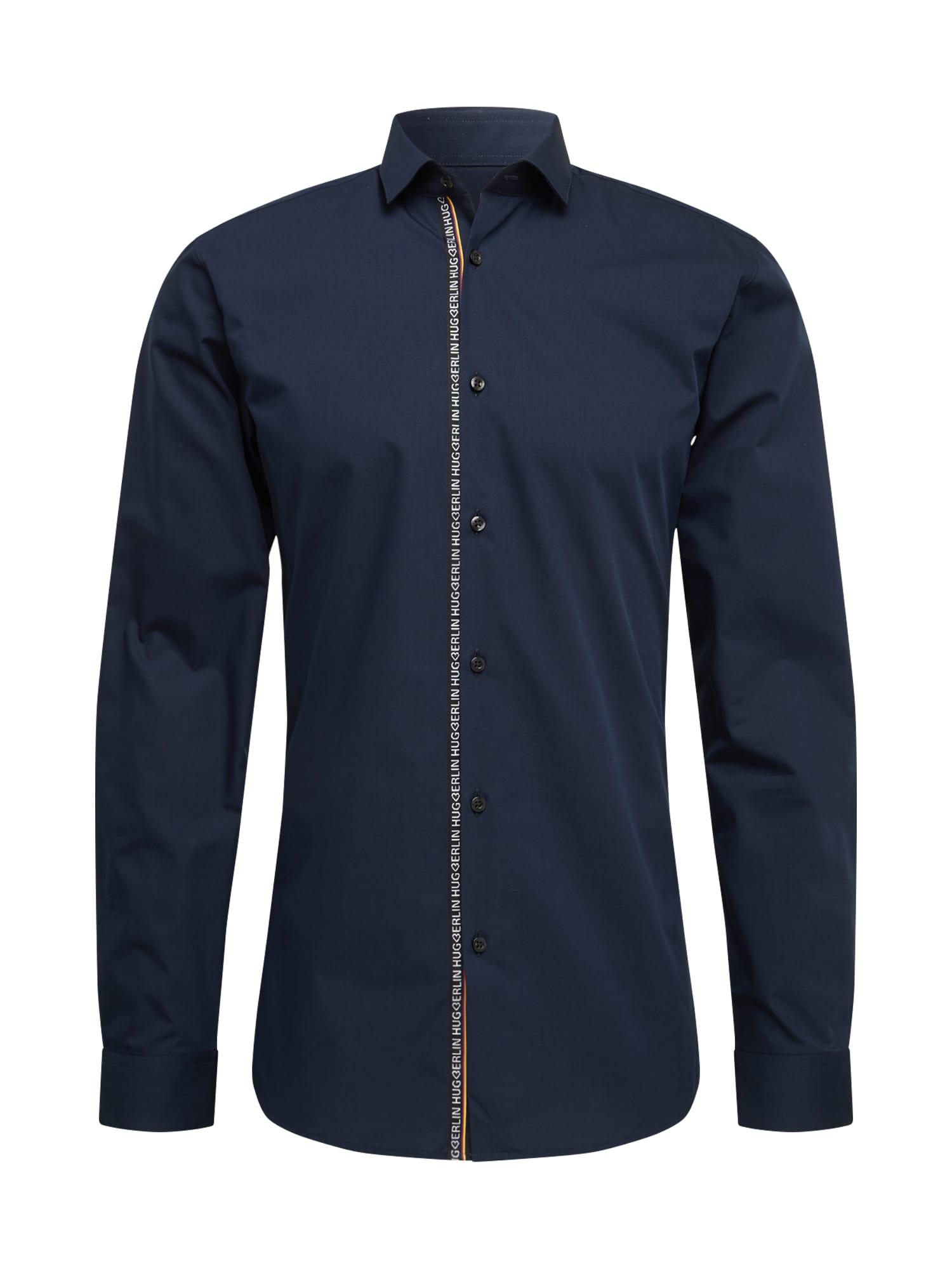 HUGO Košile 'Erondo'  modrá