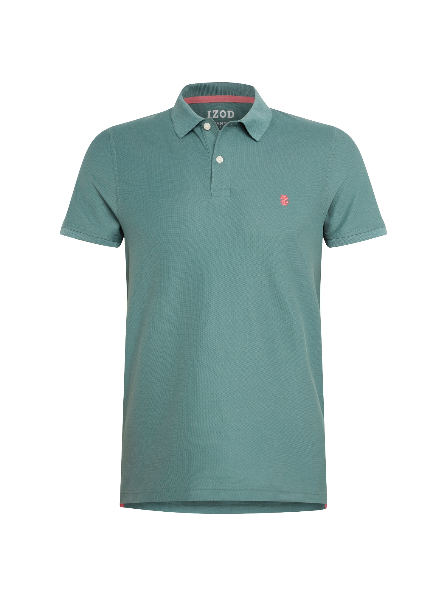 Tričko PERFORMANCE PIQUE POLO tmavě zelená IZOD
