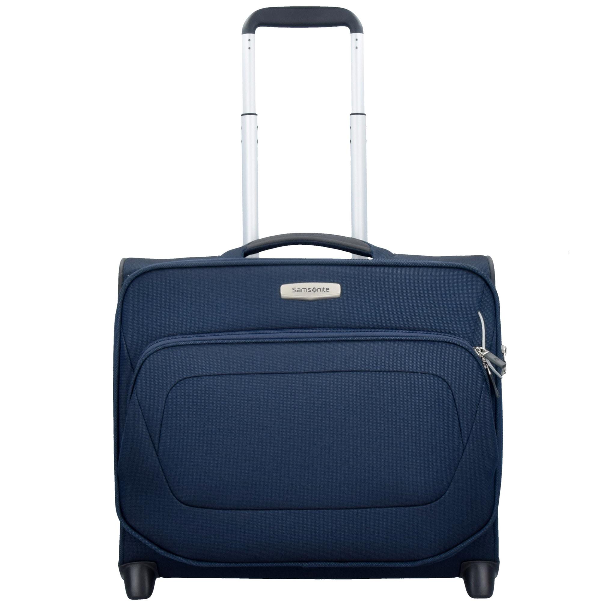 Spark SNG 2-Rollen Business Trolley 41 cm Laptopfach | Taschen > Businesstaschen | Blau | Samsonite