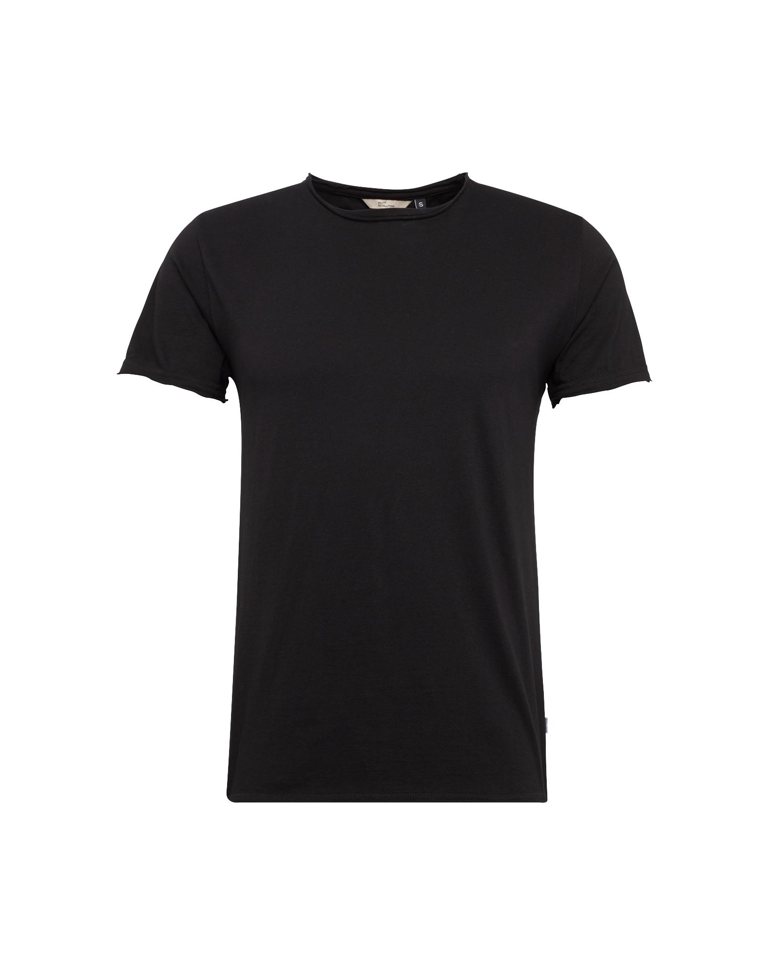 Tričko černá Revolution