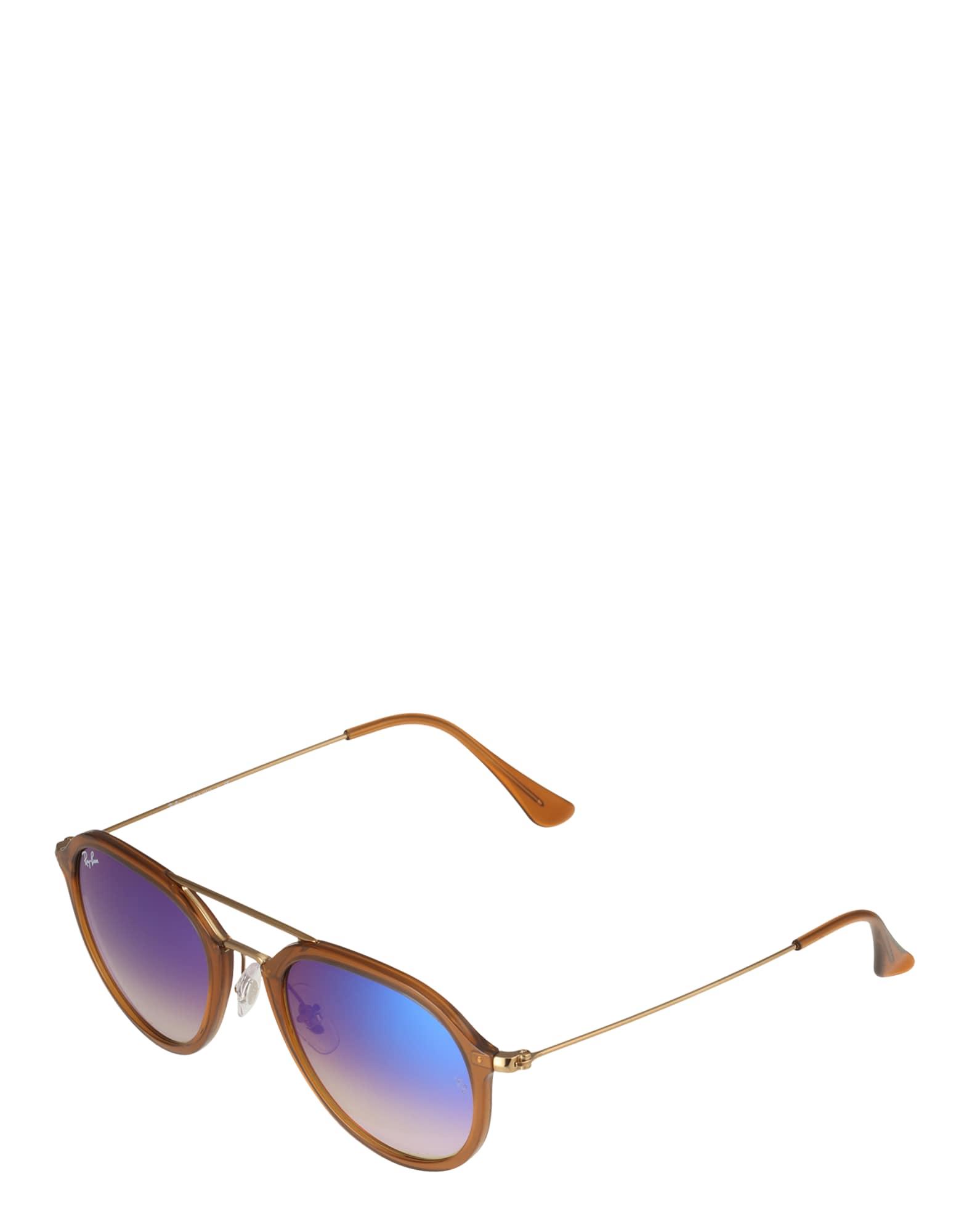 Sluneční brýle 0RB4253 modrá světle hnědá Ray-Ban
