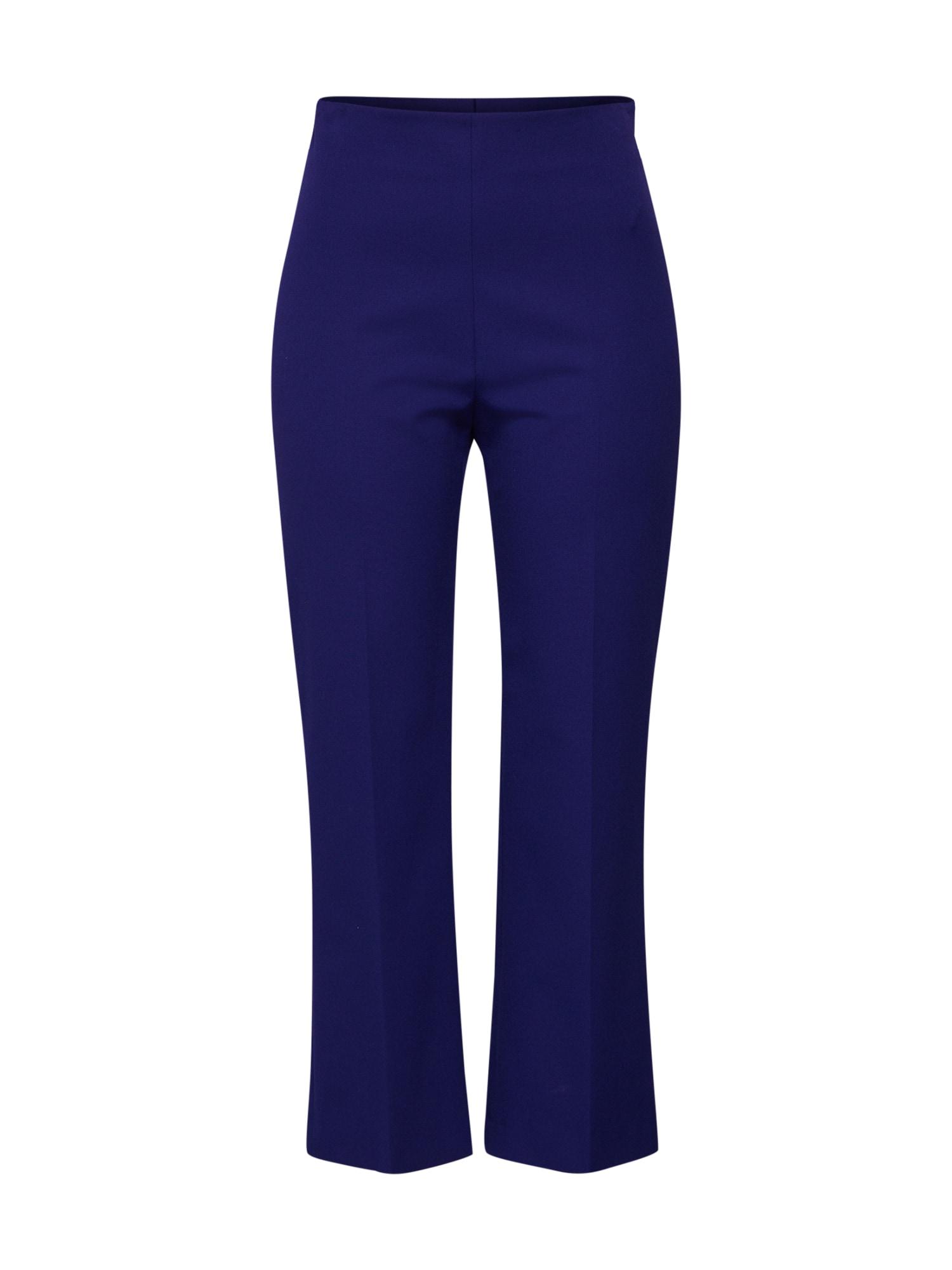 Kalhoty F042S modrá RENÉ LEZARD