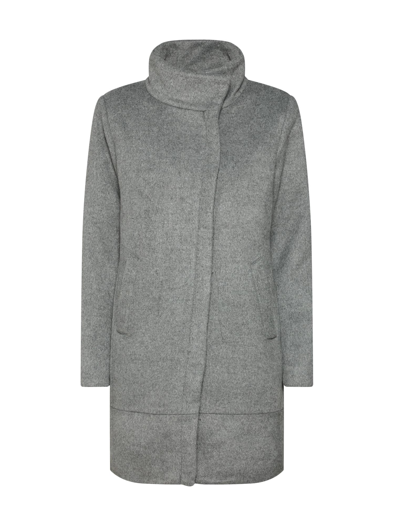 Přechodný kabát Hendrika Outerwear šedá Minimum