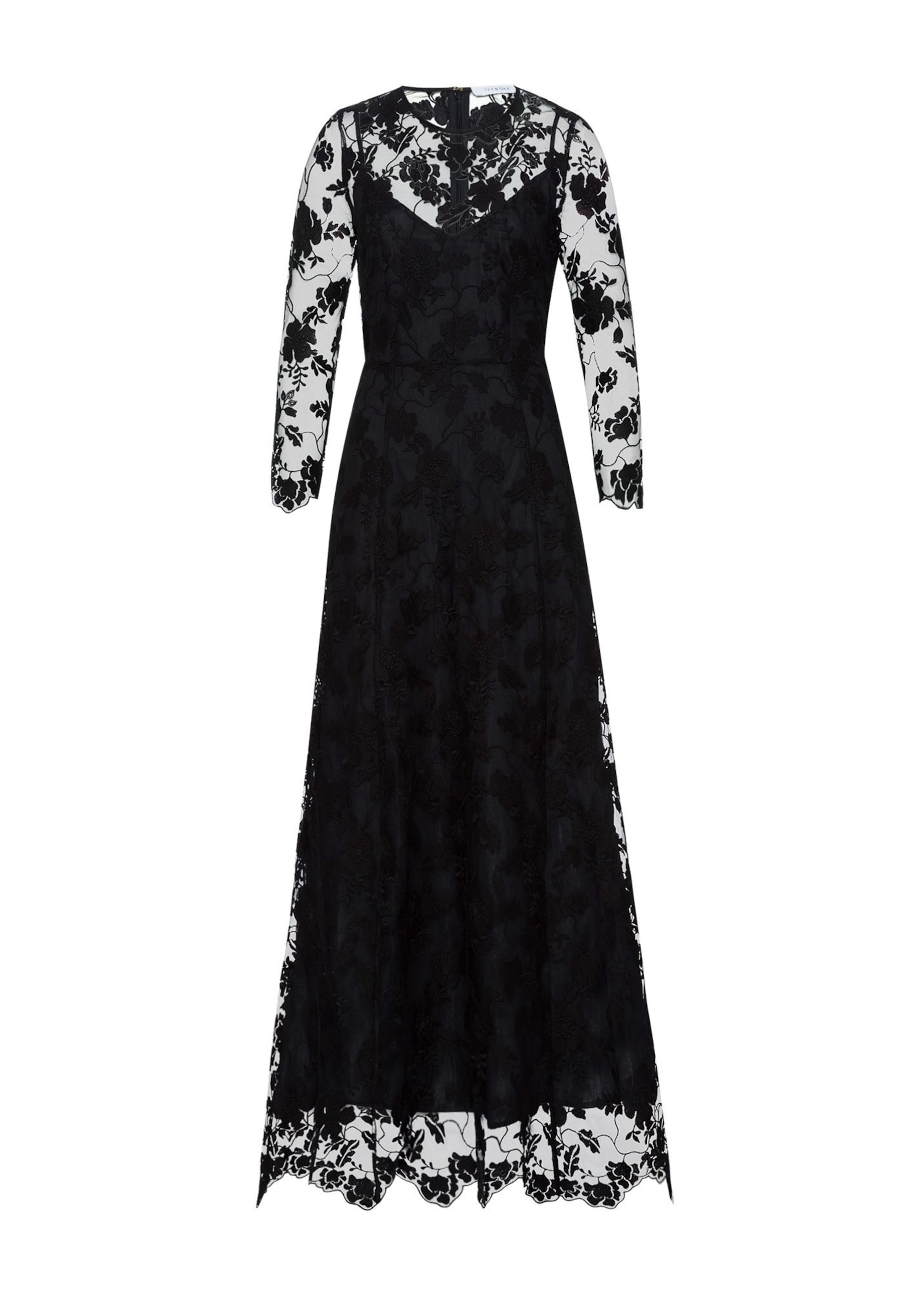 ´Embroidered Evening Dress´