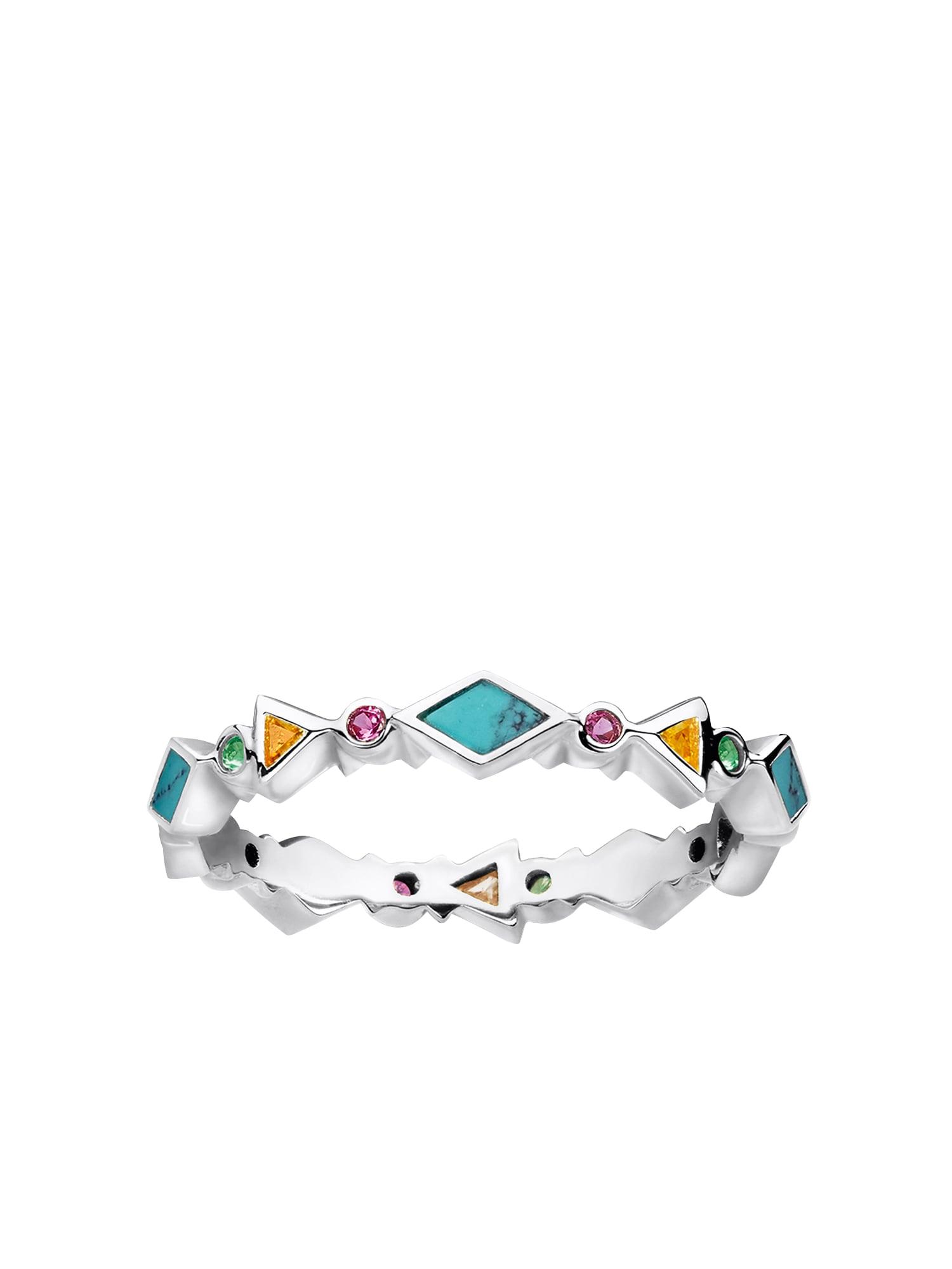 Prsten stříbrná Thomas Sabo
