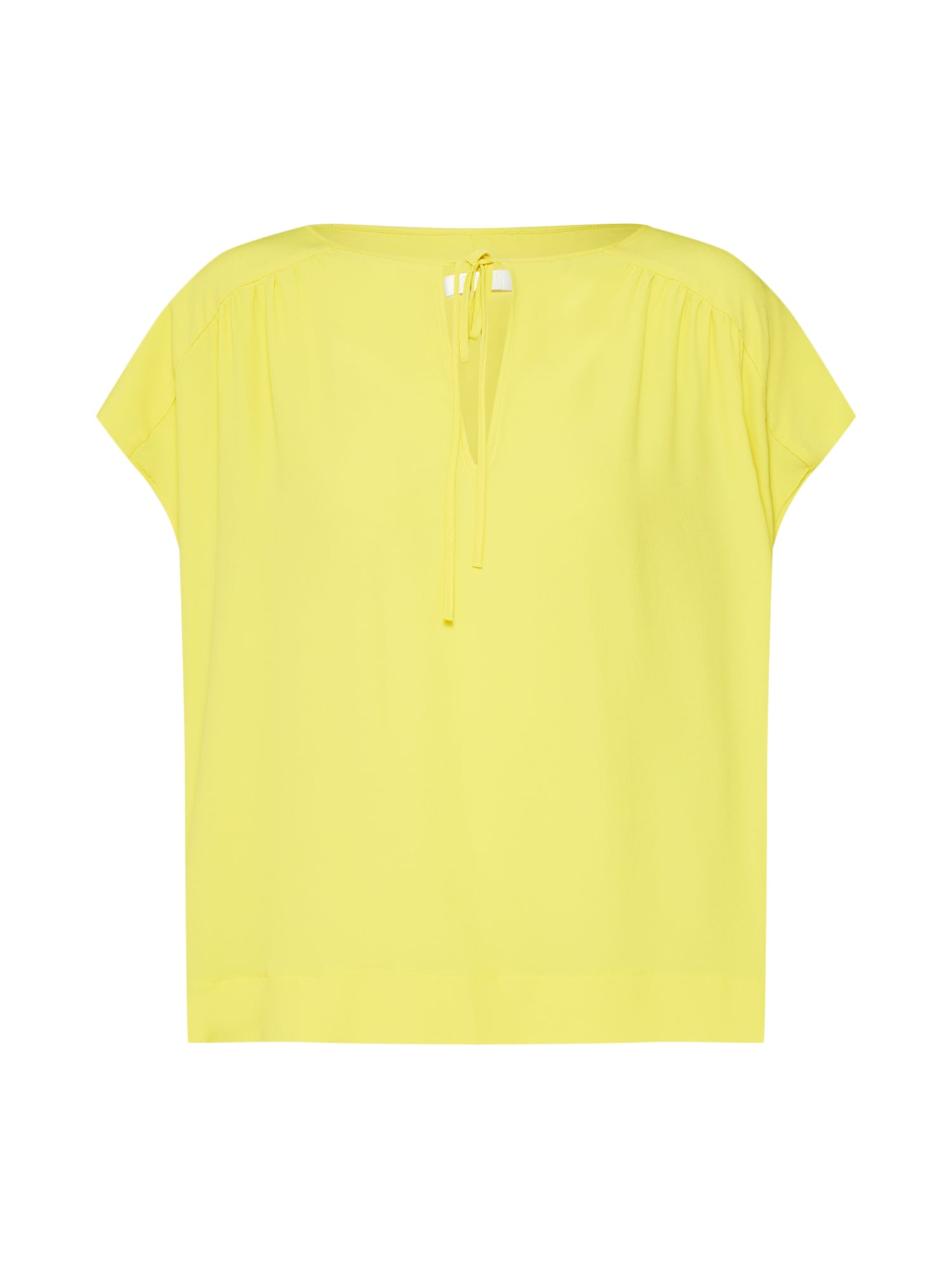 Tričko PAZIA žlutá DRYKORN