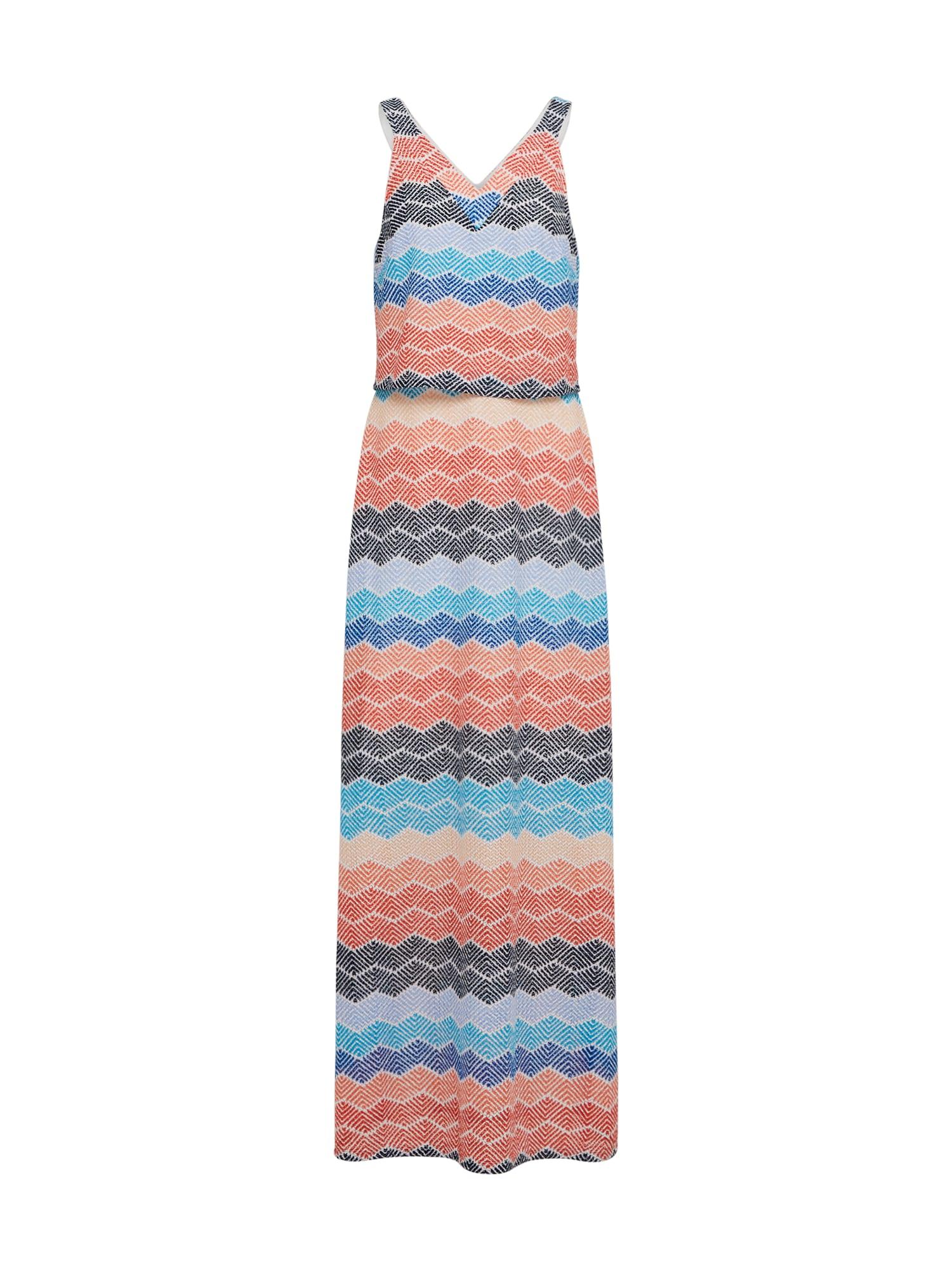 Letní šaty mix barev COMMA