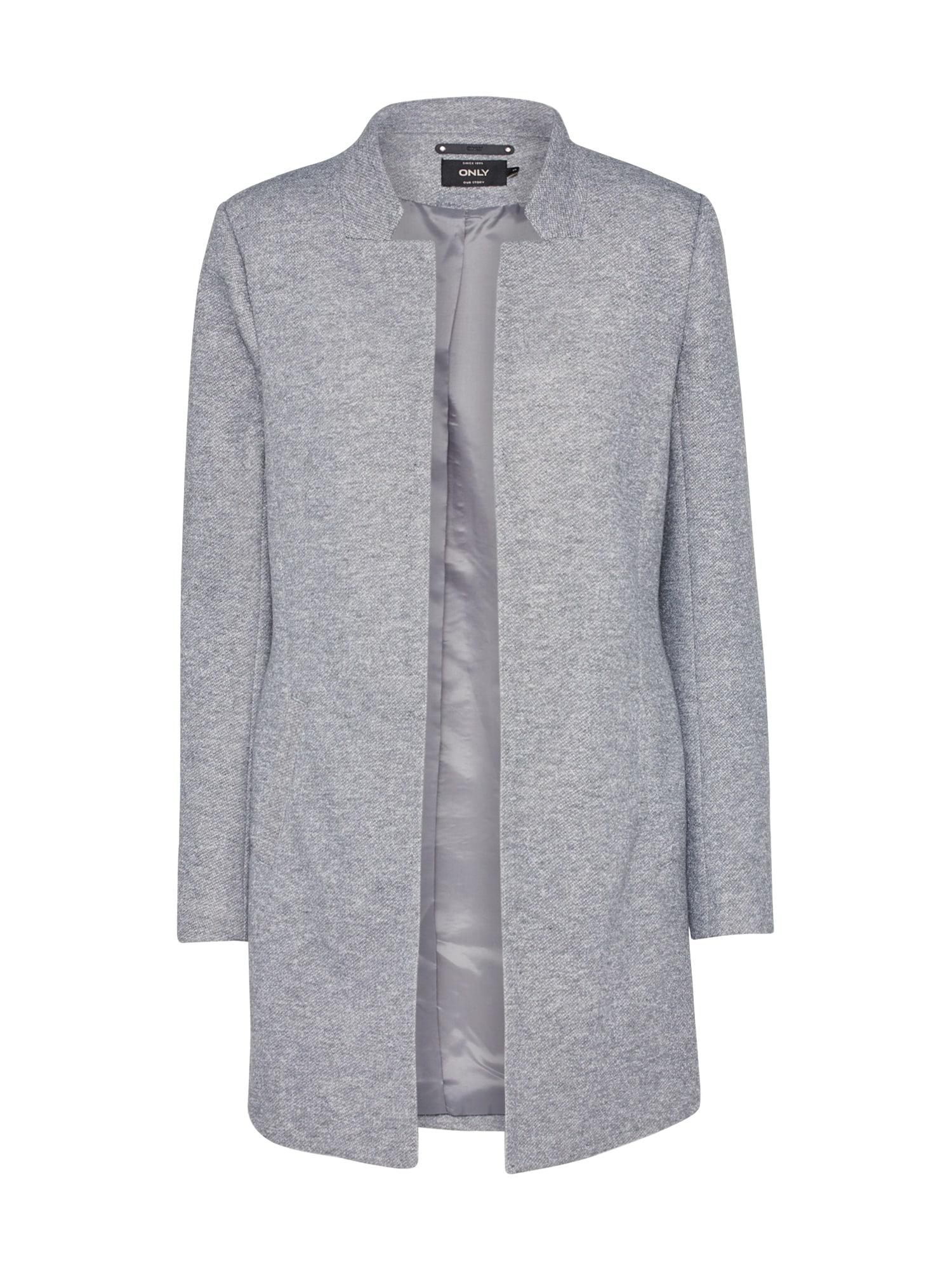 Přechodný kabát SOHO šedá ONLY