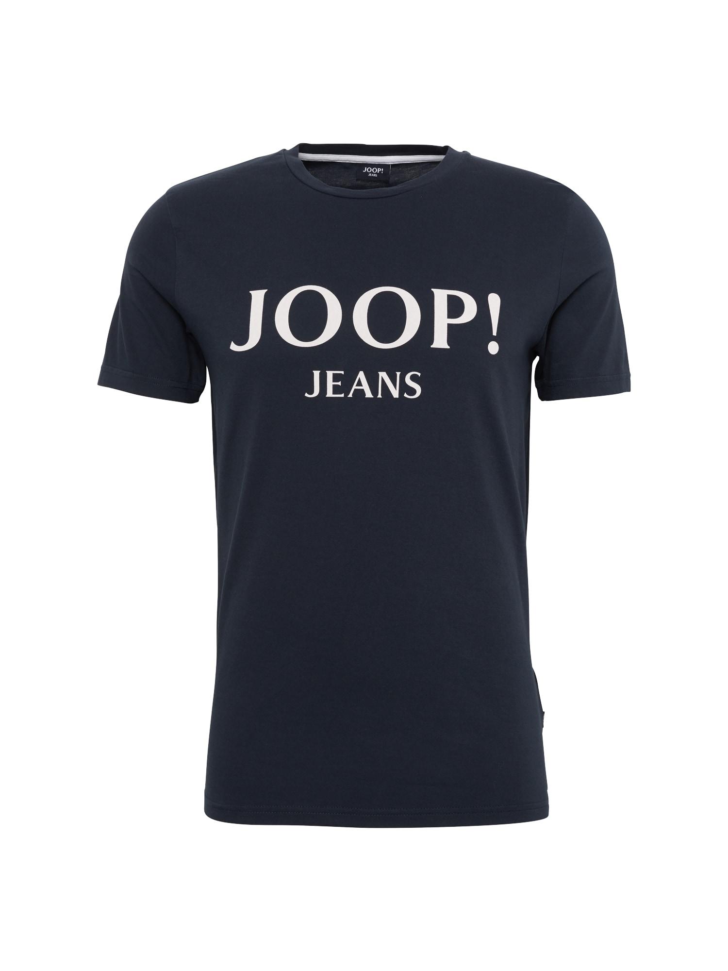 Tričko 15 JJJ-08Alex1 10000773 tmavě modrá bílá JOOP!