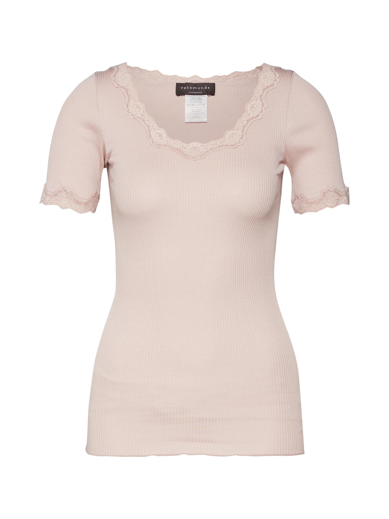 Tričko pudrová Rosemunde