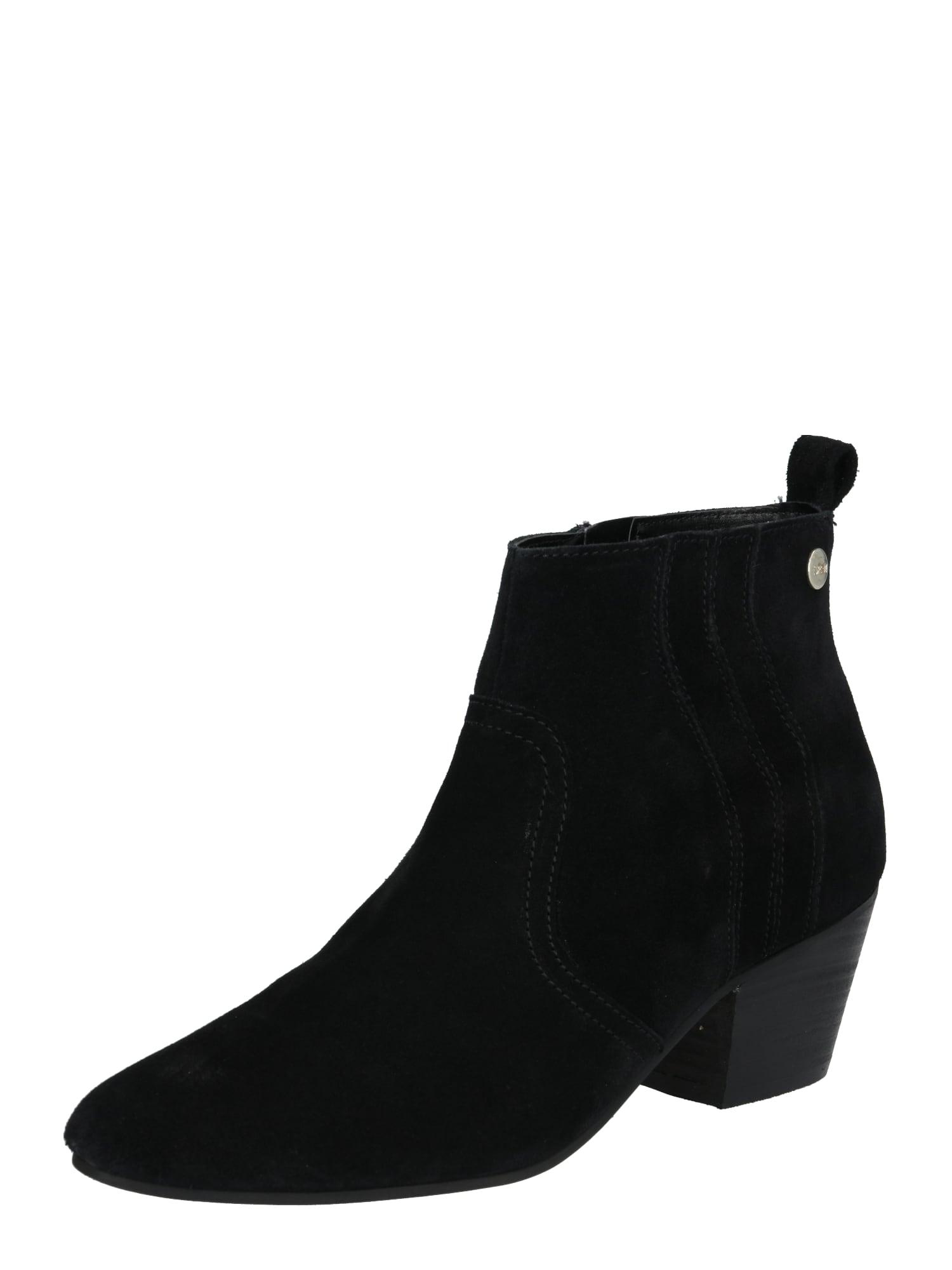 Nízké kozačky Dady Wave Booti Formal Shoes černá ESPRIT