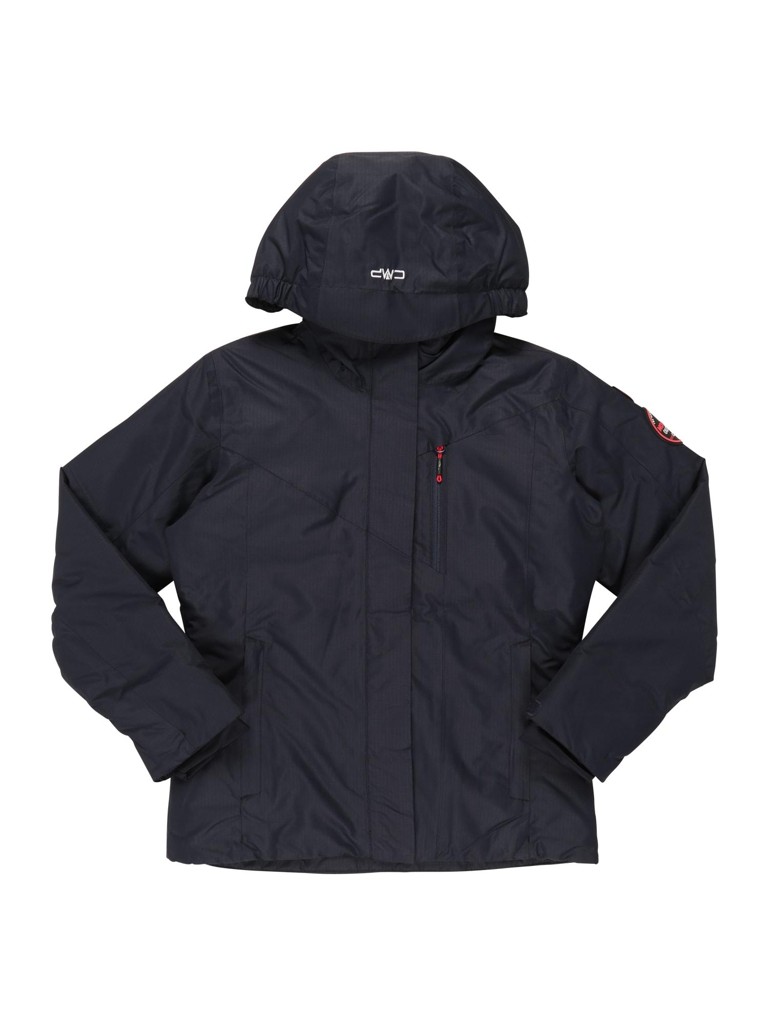 Sportovní bunda noční modrá CMP