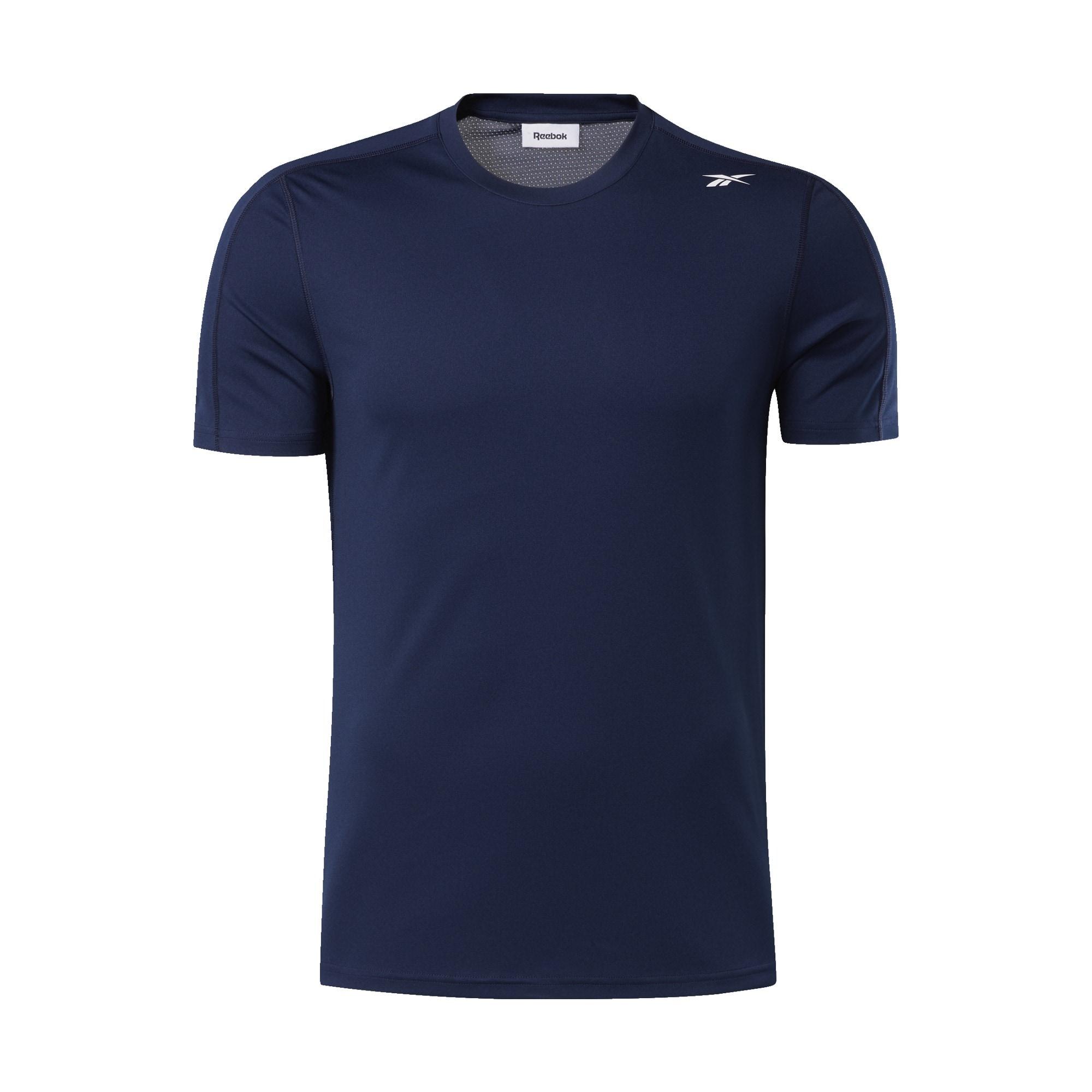 REEBOK Funkční tričko  tmavě modrá