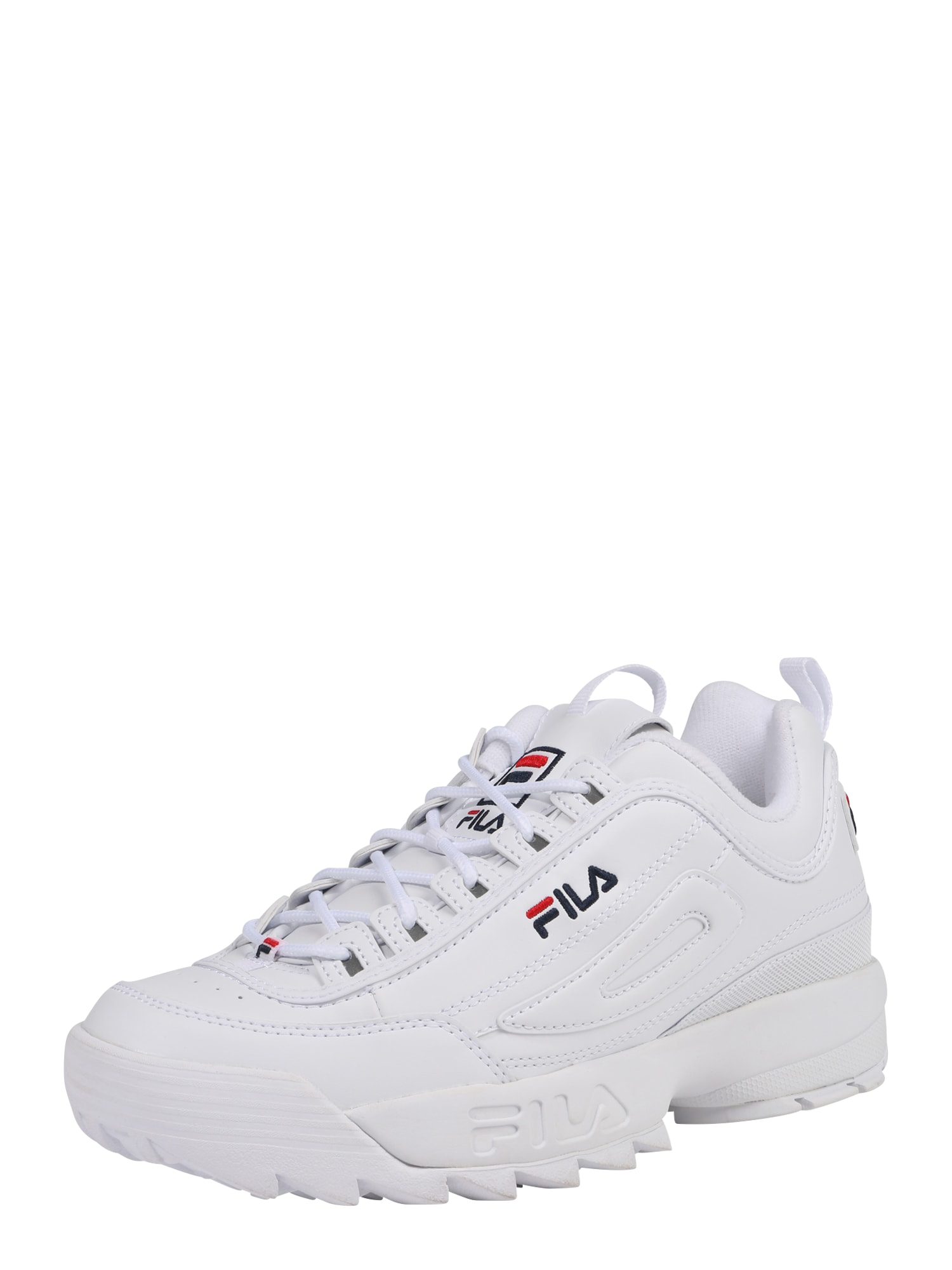 FILA, Heren Sneakers laag 'Disruptor', wit