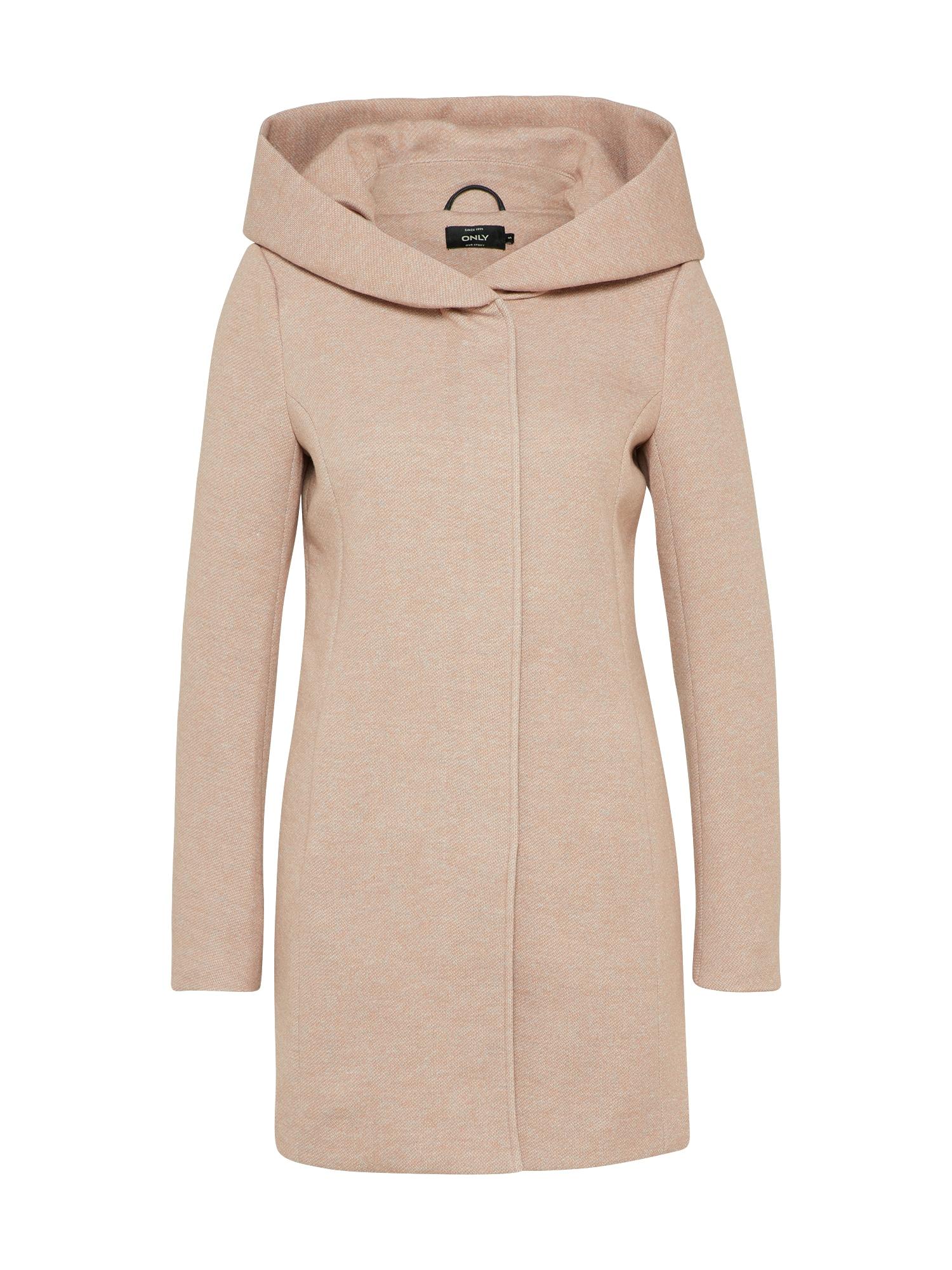 Přechodný kabát SEDONA světle hnědá ONLY