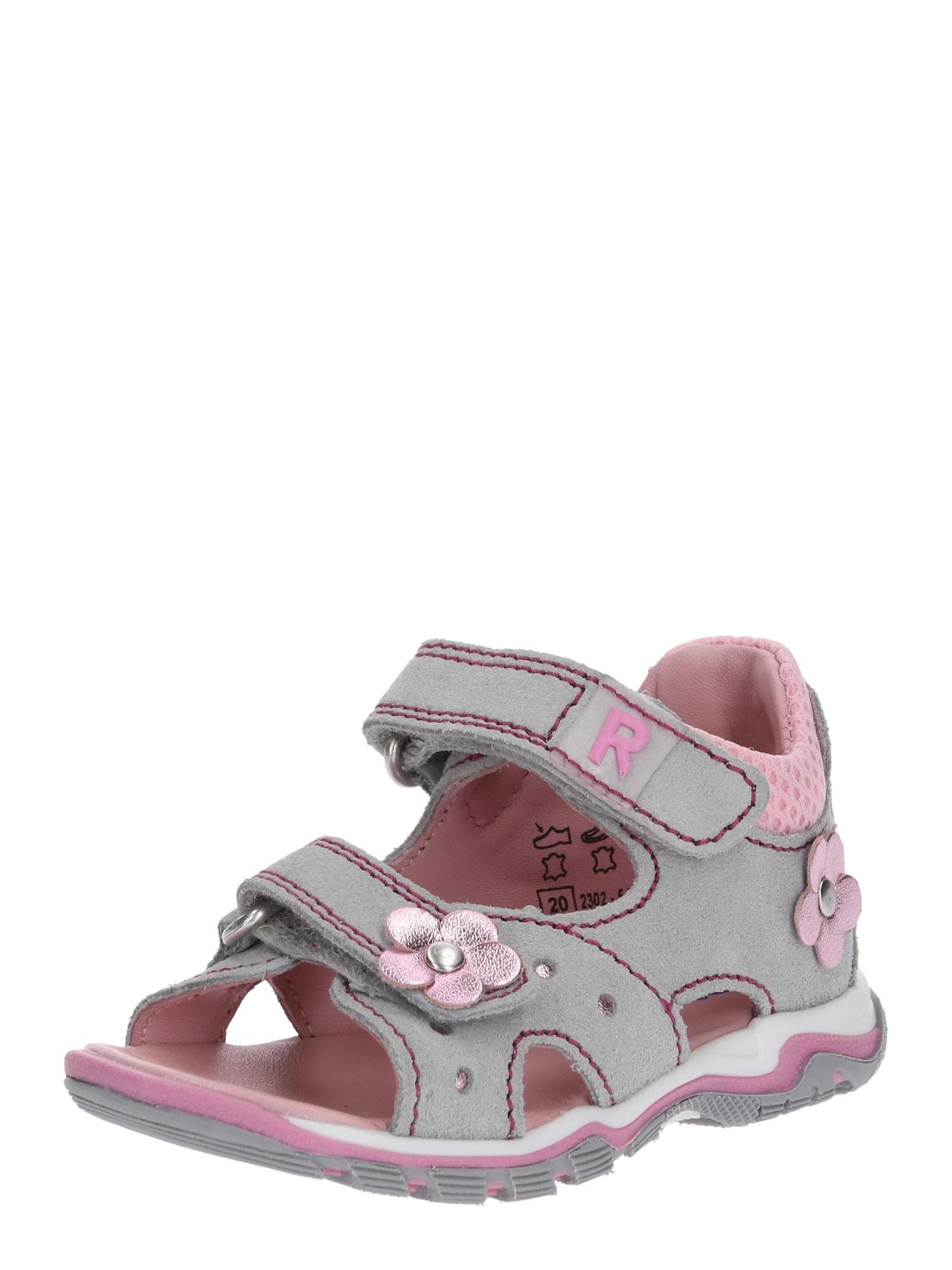 Sandály šedá RICHTER