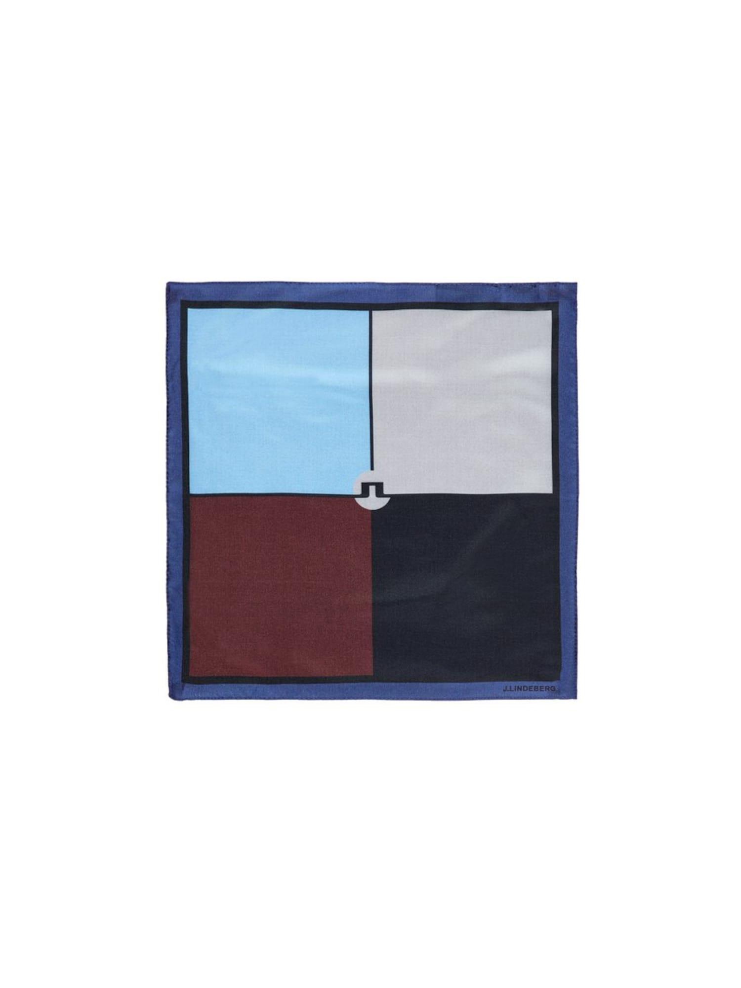 Taschentuch '28 Square' | Accessoires > Schals & Tücher > Tücher | Hellblau | J.Lindeberg