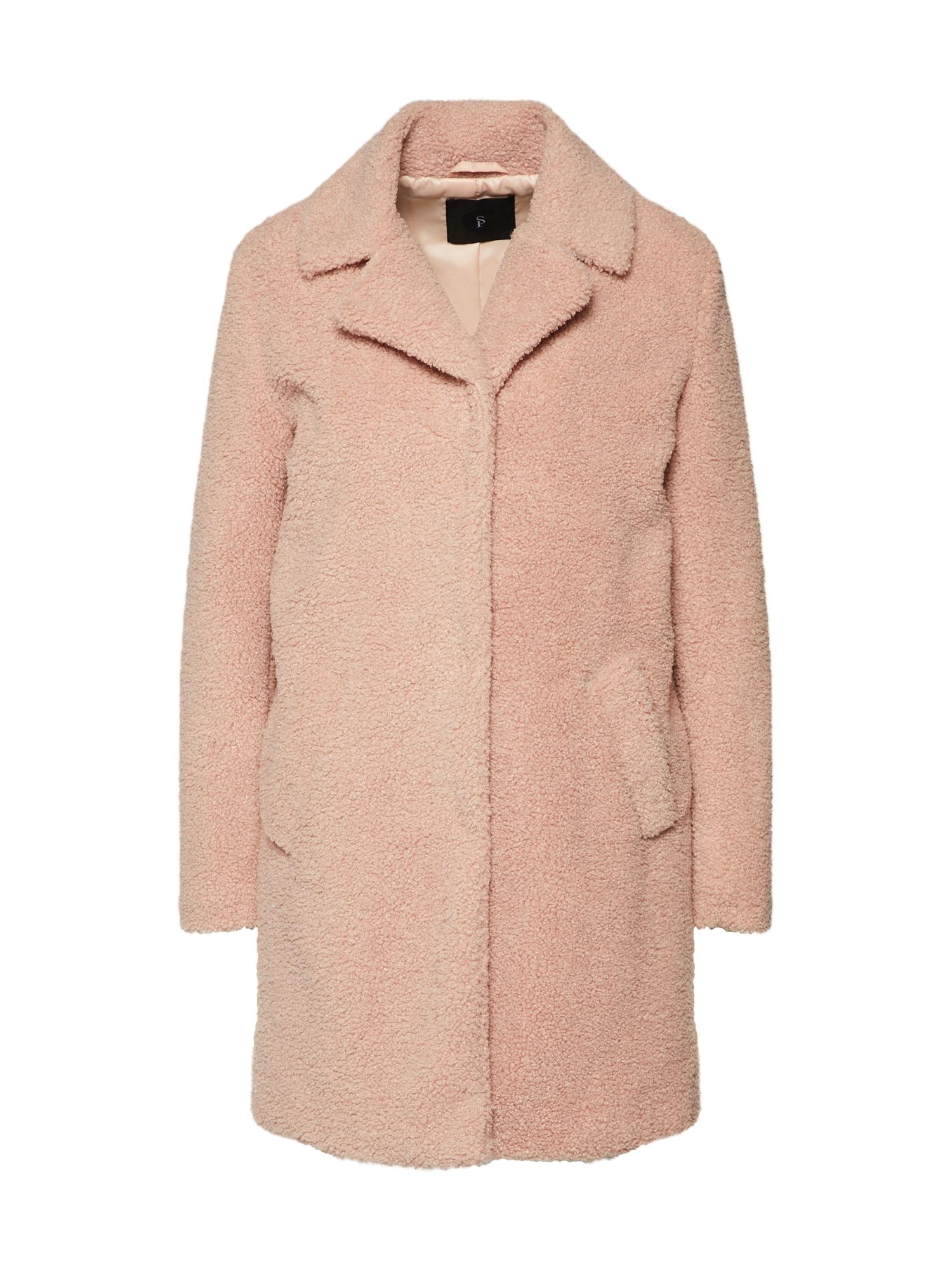 Přechodný kabát DOFI-LONG růže SISTERS POINT