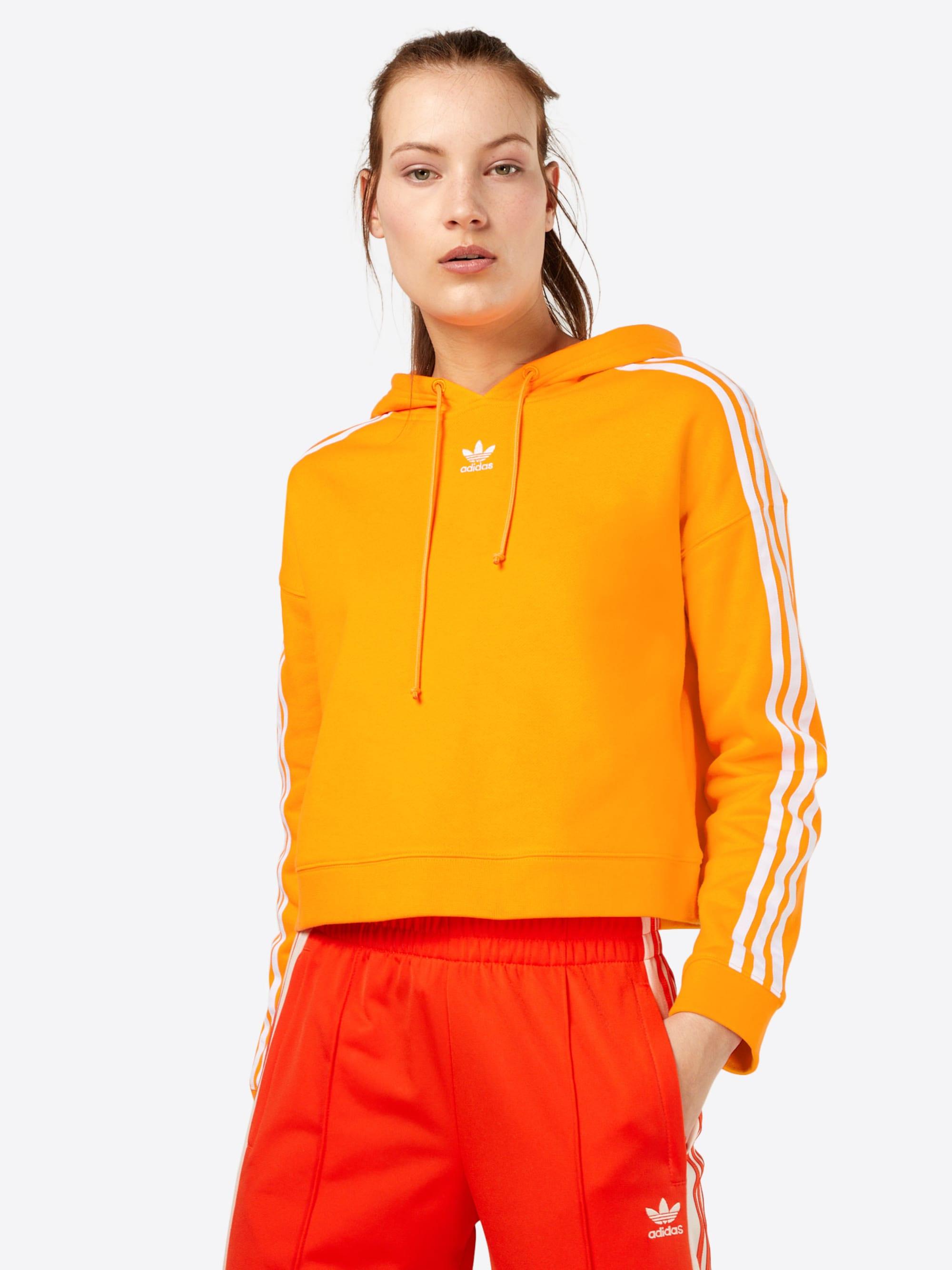 ADIDAS ORIGINALS Bluzka sportowa  pomarańczowy