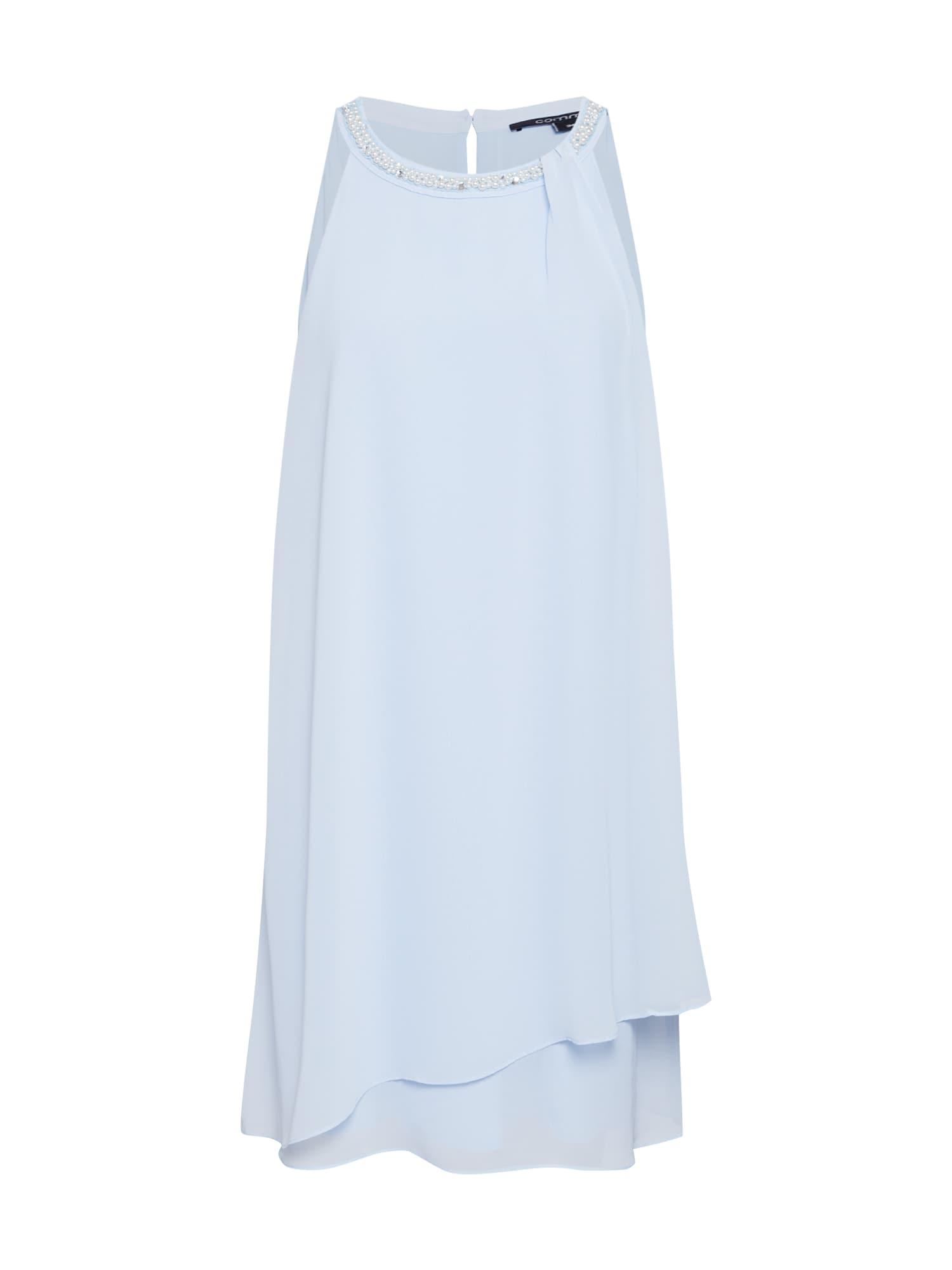 COMMA Sukienka koktajlowa  jasnoniebieski